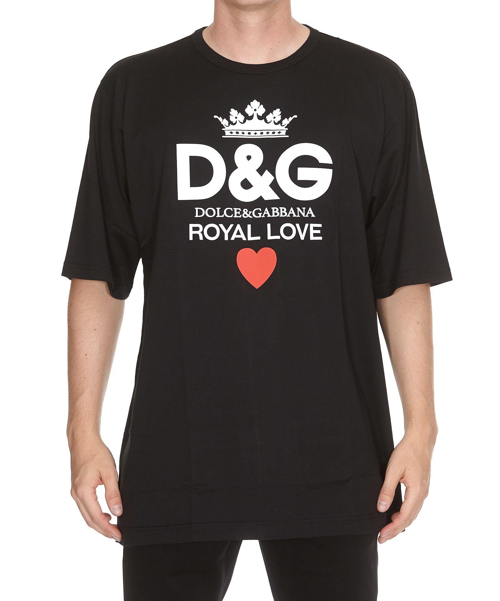 Dolce & Gabbana Royal Love T-shirt