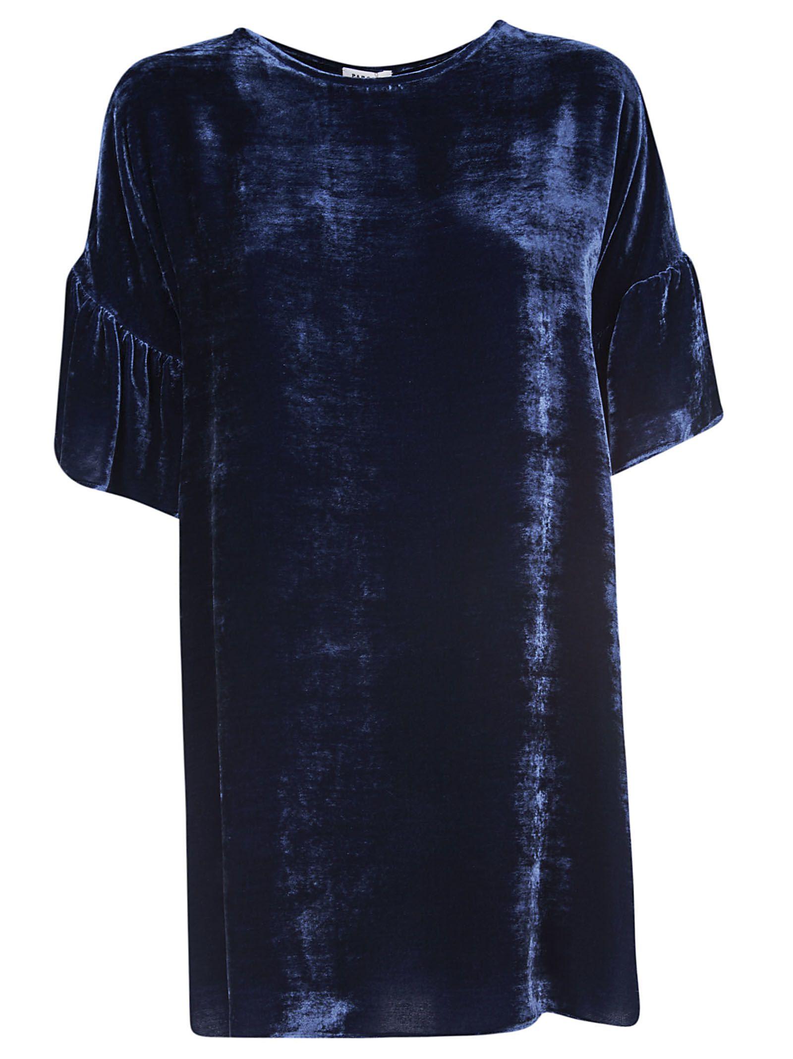 Parosh Short Dress