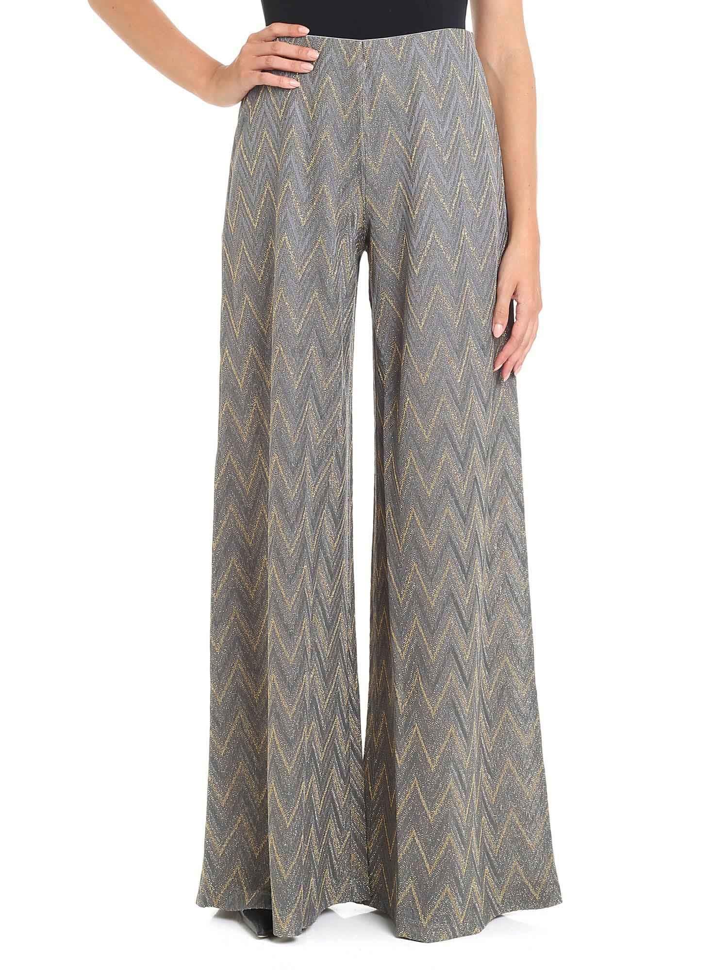M Missoni Lurex Trousers