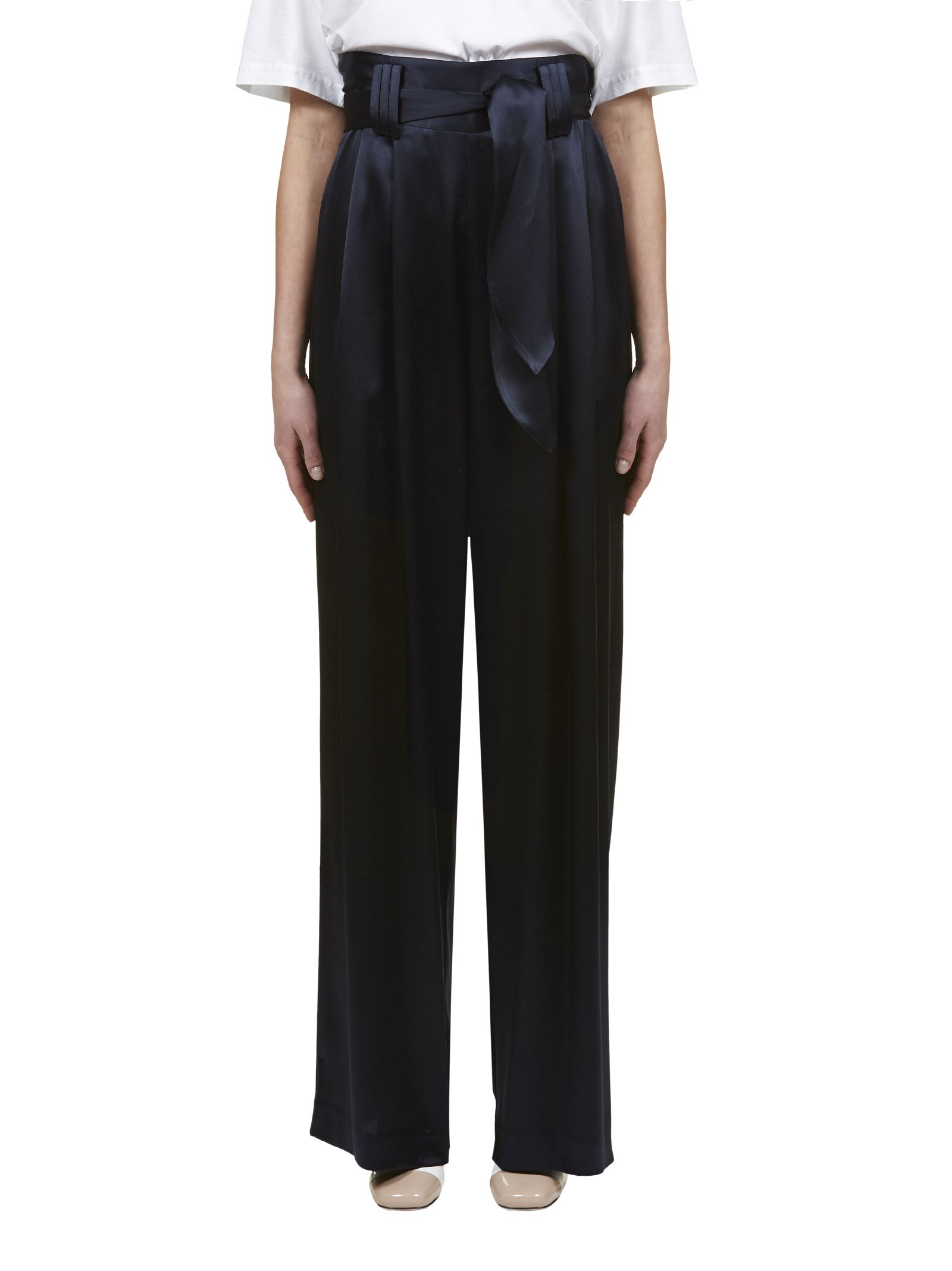 Tory Burch Wide Leg Trousers