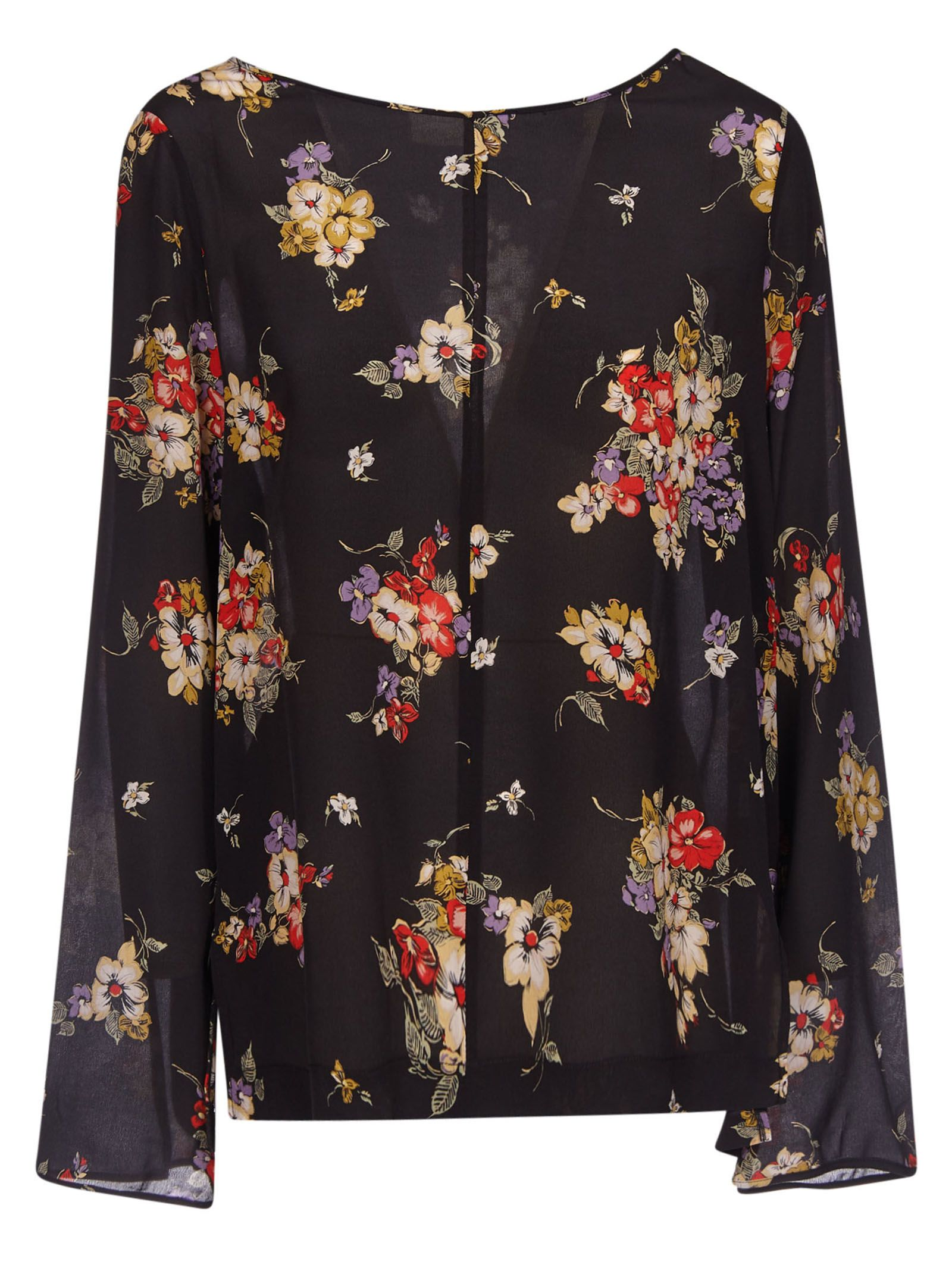 Forte Forte Floral Blouse