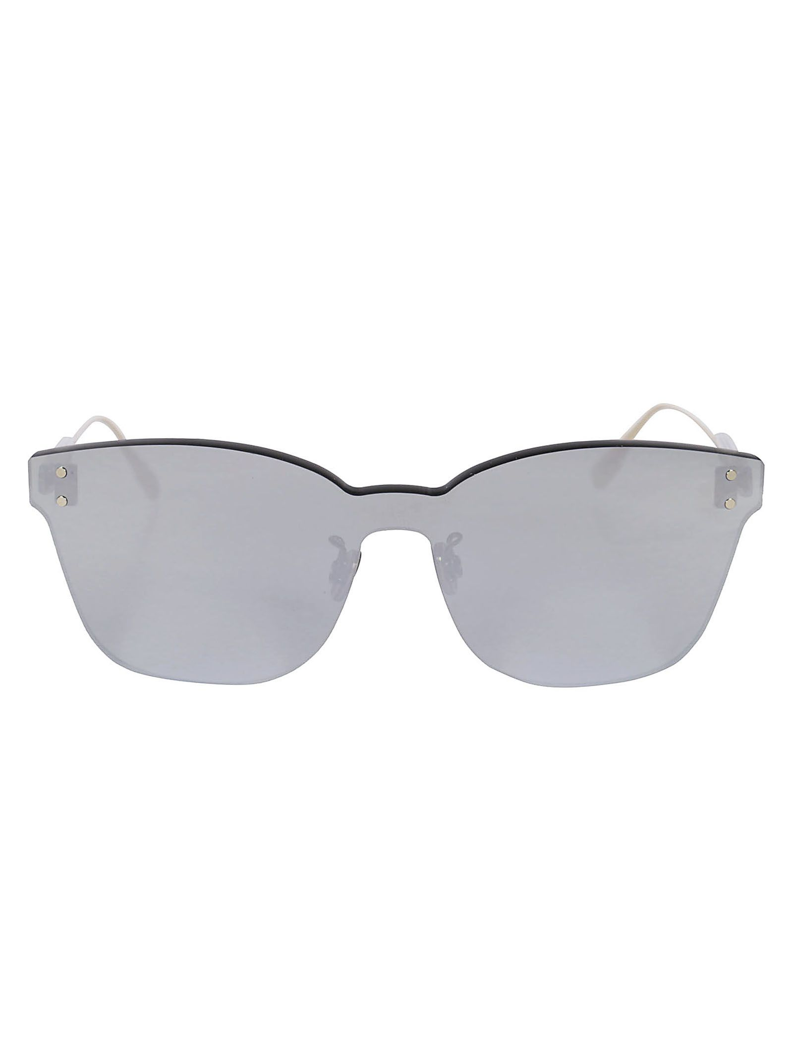 Dior Color Quake Square Frame Sunglasses