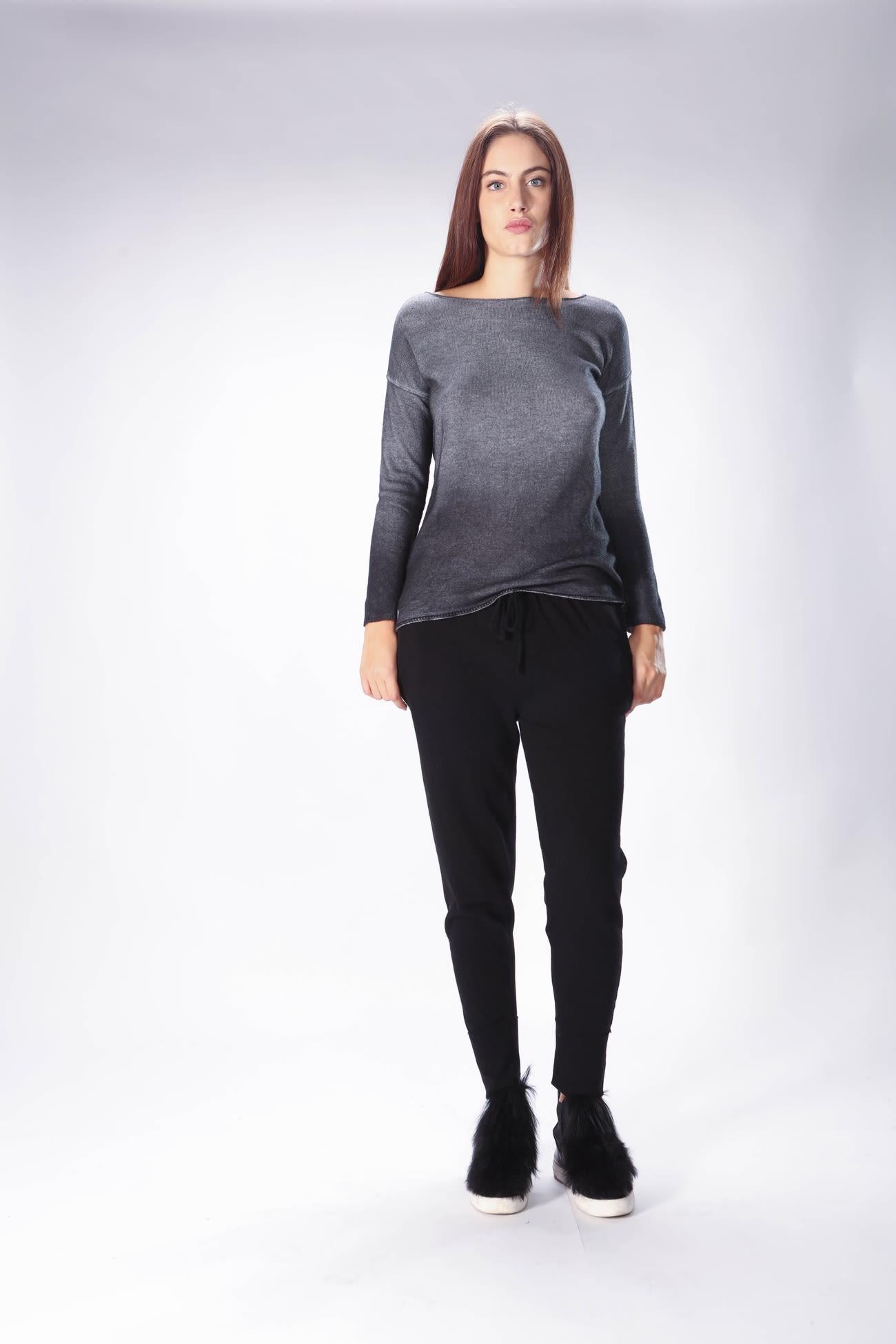 ALTALANA Sweater in Nero