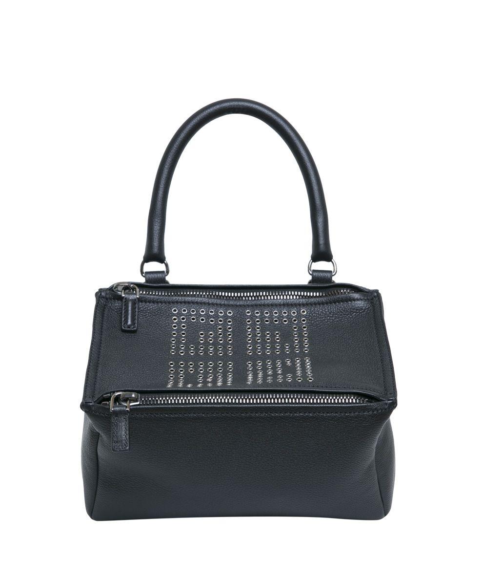 Givenchy Pandora Small Studded Leather Bag