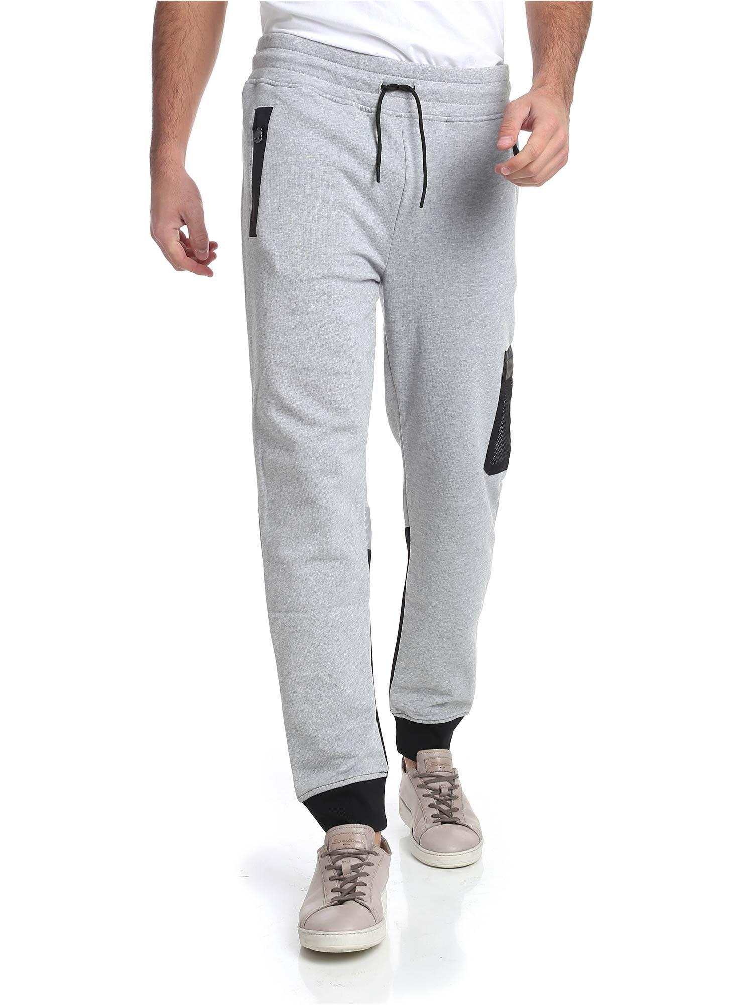 Hydrogen Reflective Print Jogging Pants