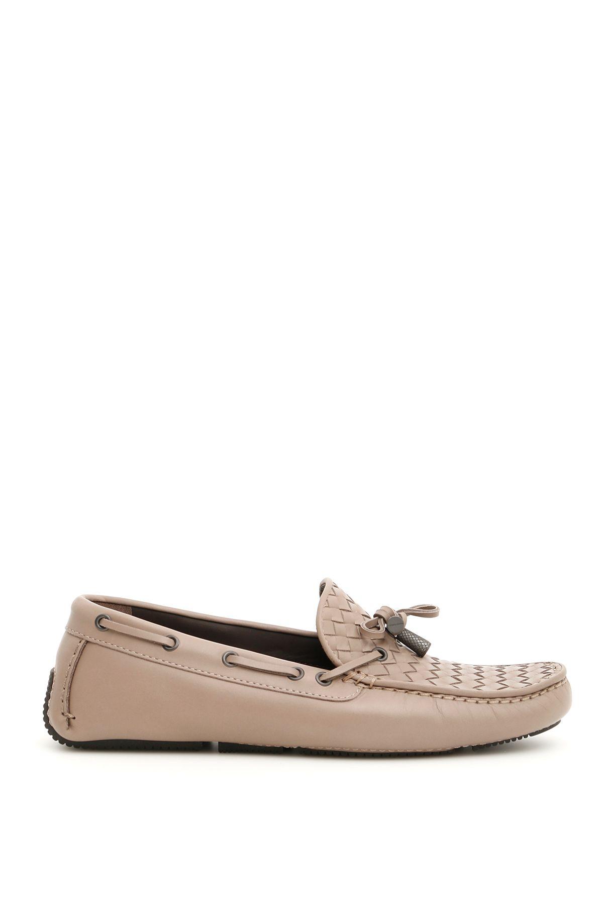 Bottega Veneta Intreccio Driving Shoes