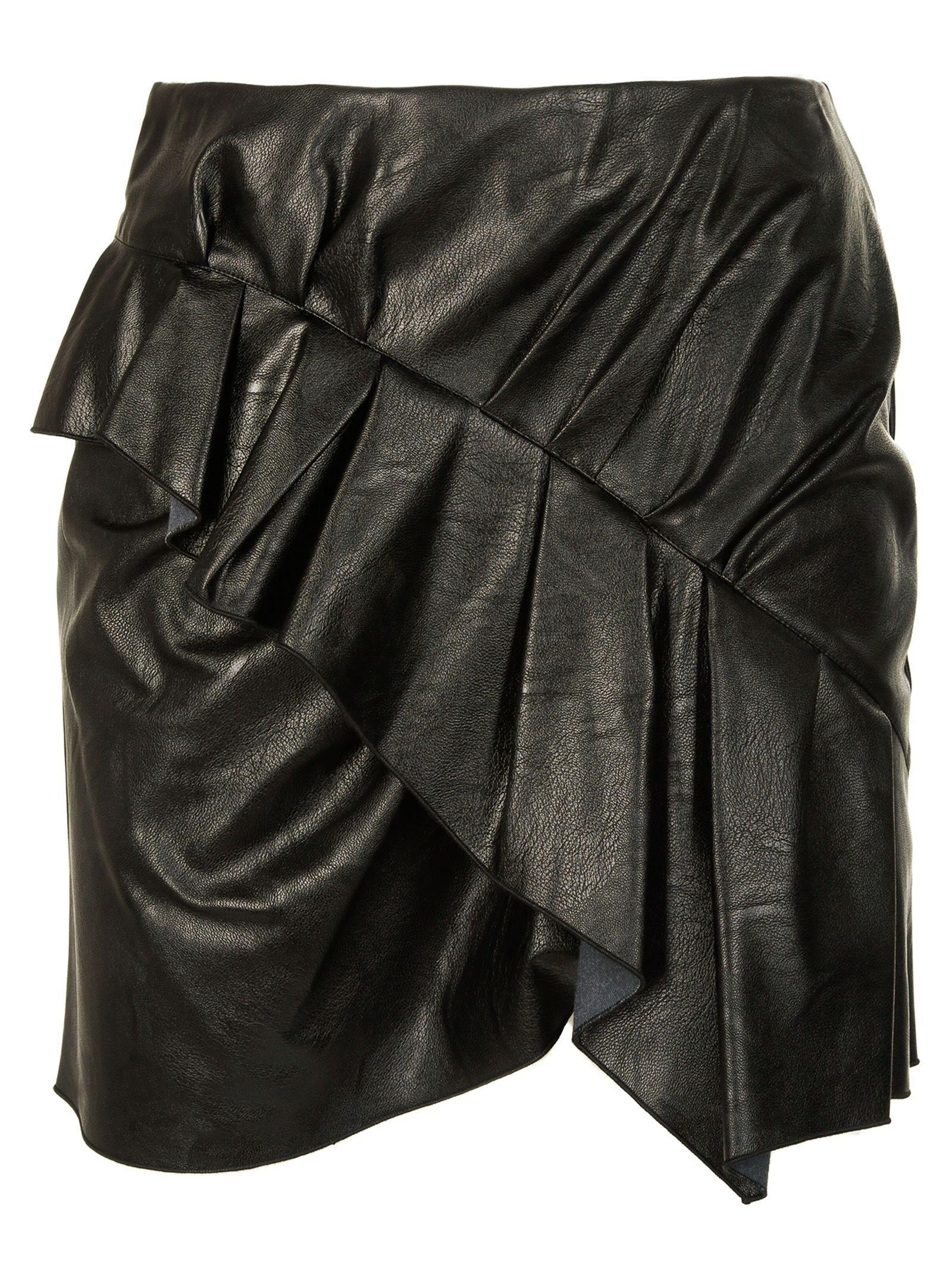 isabel marant -  Ruffled Skirt