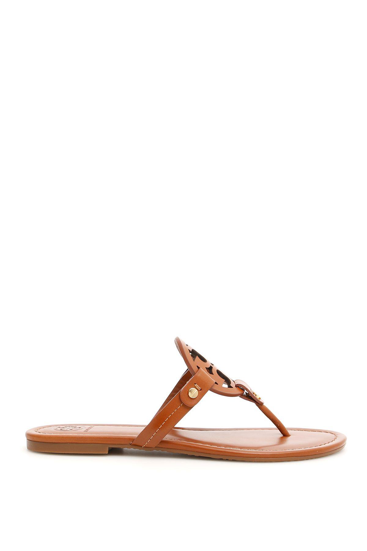 7b1f3f90889f4e Tory Burch Miller Sandals In Vintage Vachetta