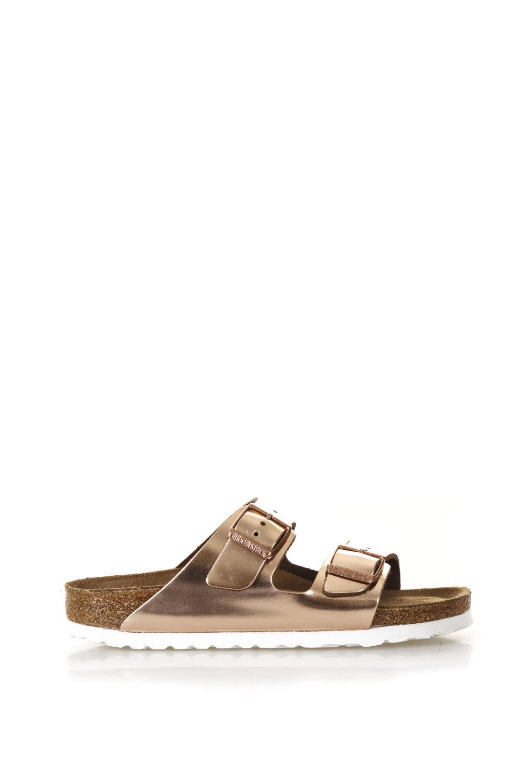 Birkenstock Golden Rose Arizona Sandals