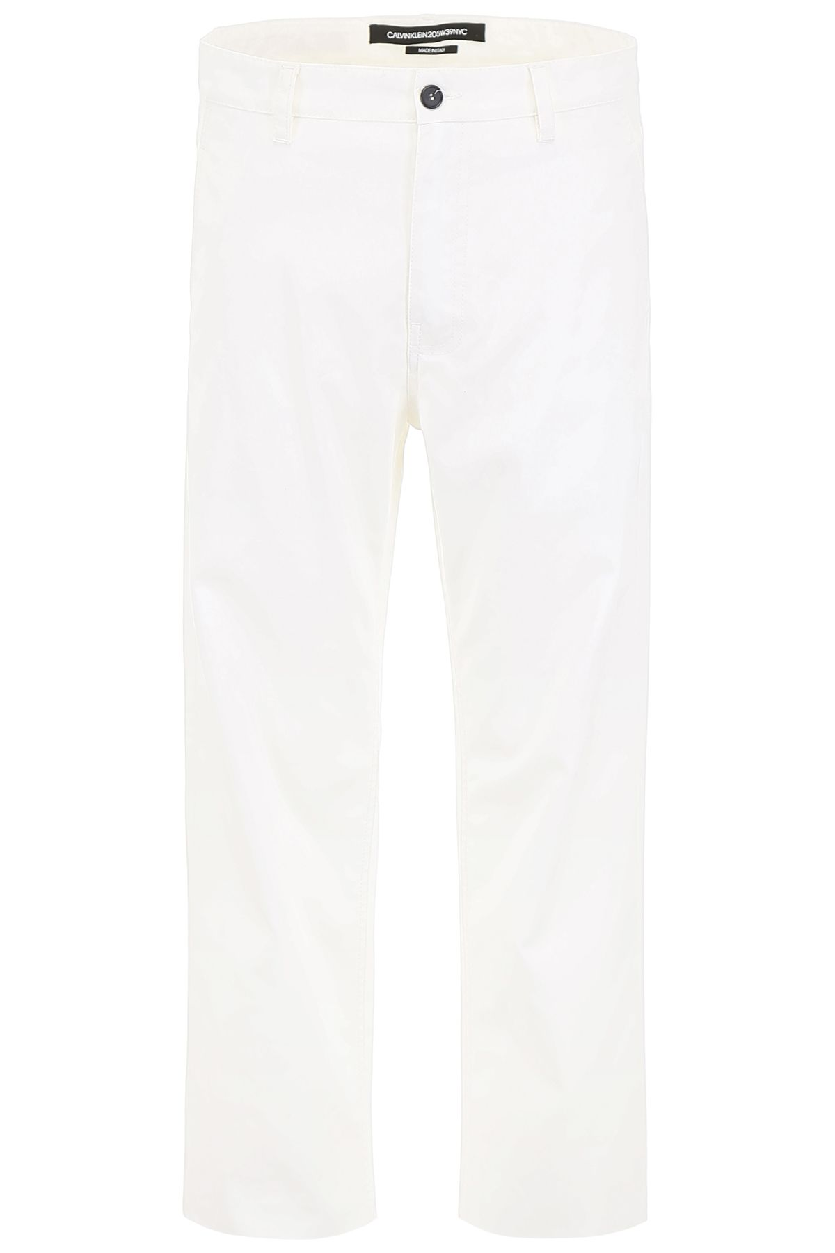 Calvin Klein Trousers With Embroidery