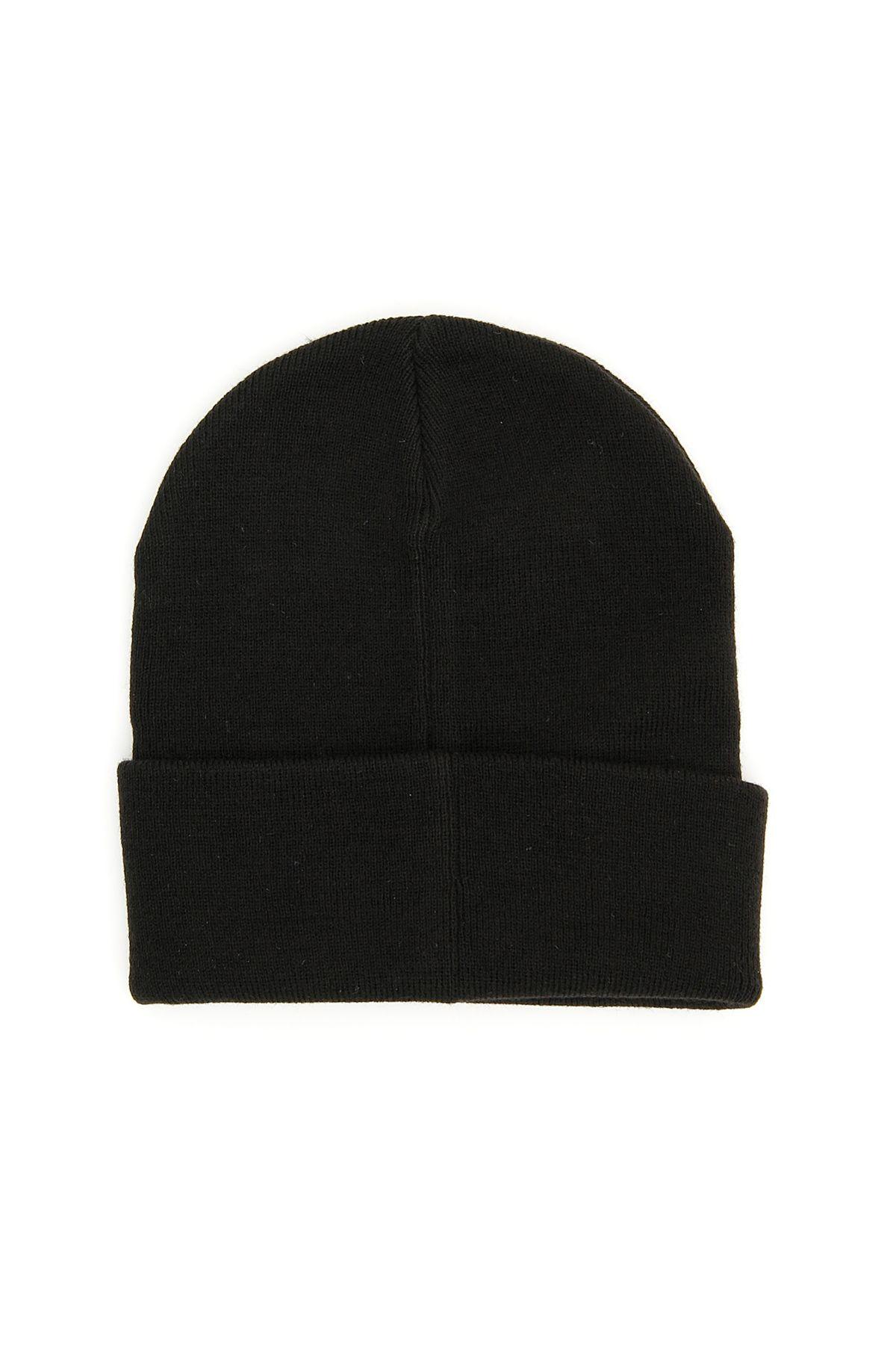 Calvin Klein Calvin Klein Unisex Knit Beanie - CK BLACK YELLOW 4413f343439