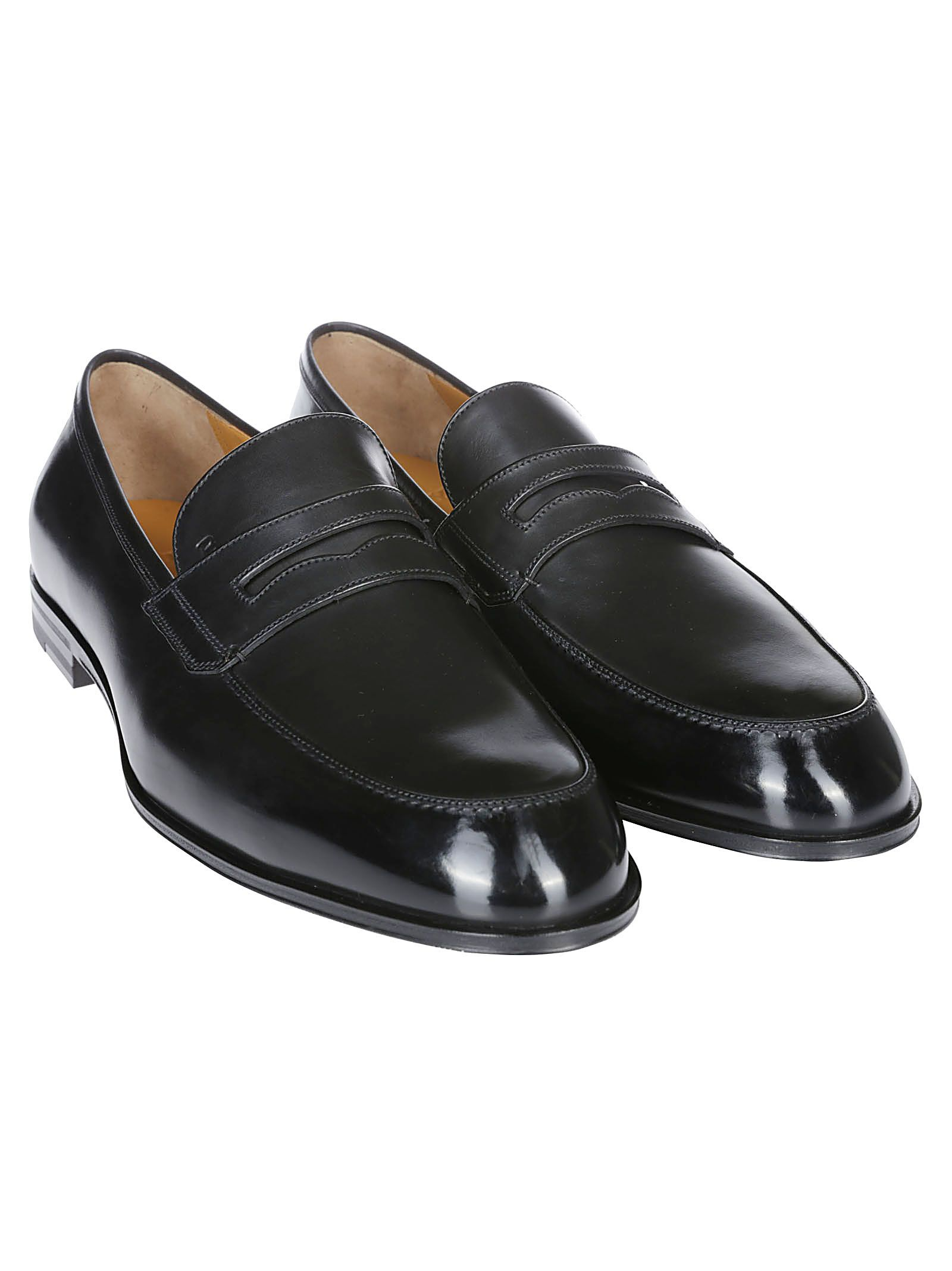 974899903d3 Bally Bally Webb Classic Loafers - Black - 10857267