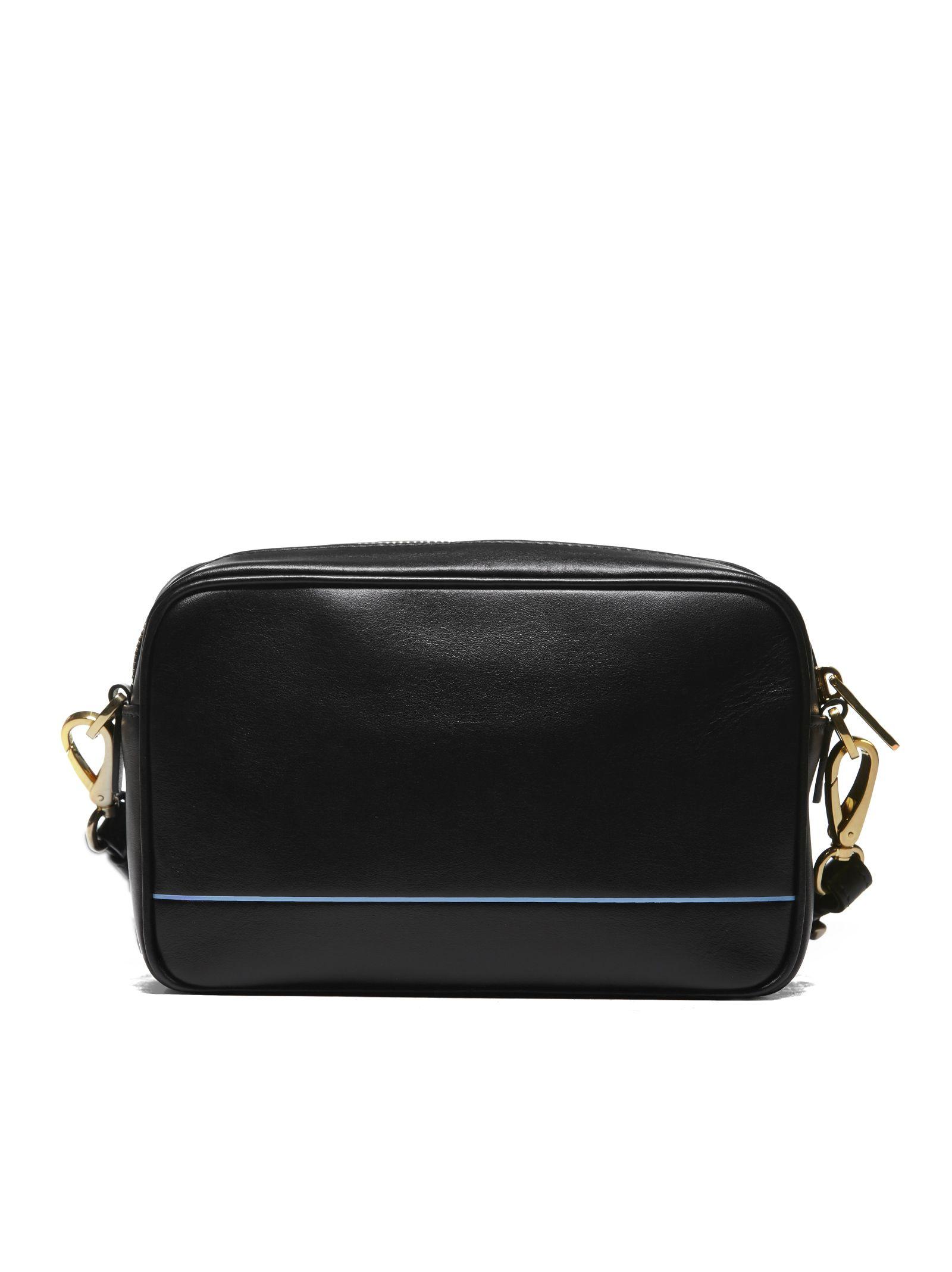 ac12580e477fb9 Prada Mirage Shoulder Bag - Black Prada Mirage Shoulder Bag - Black ...