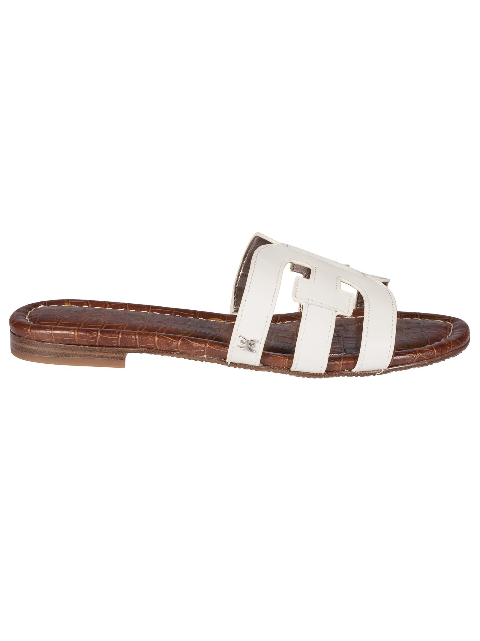 08940231fe915 Sam Edelman Sam Edelman Bay Double E Sandals - White - 10842505 ...