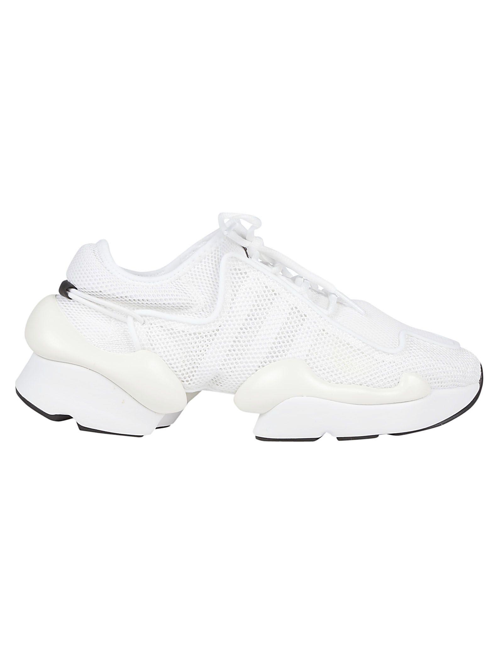 7f227a69816db Y-3 Y-3 Kaiwa Pod Sneaker - White  core black - 10826157