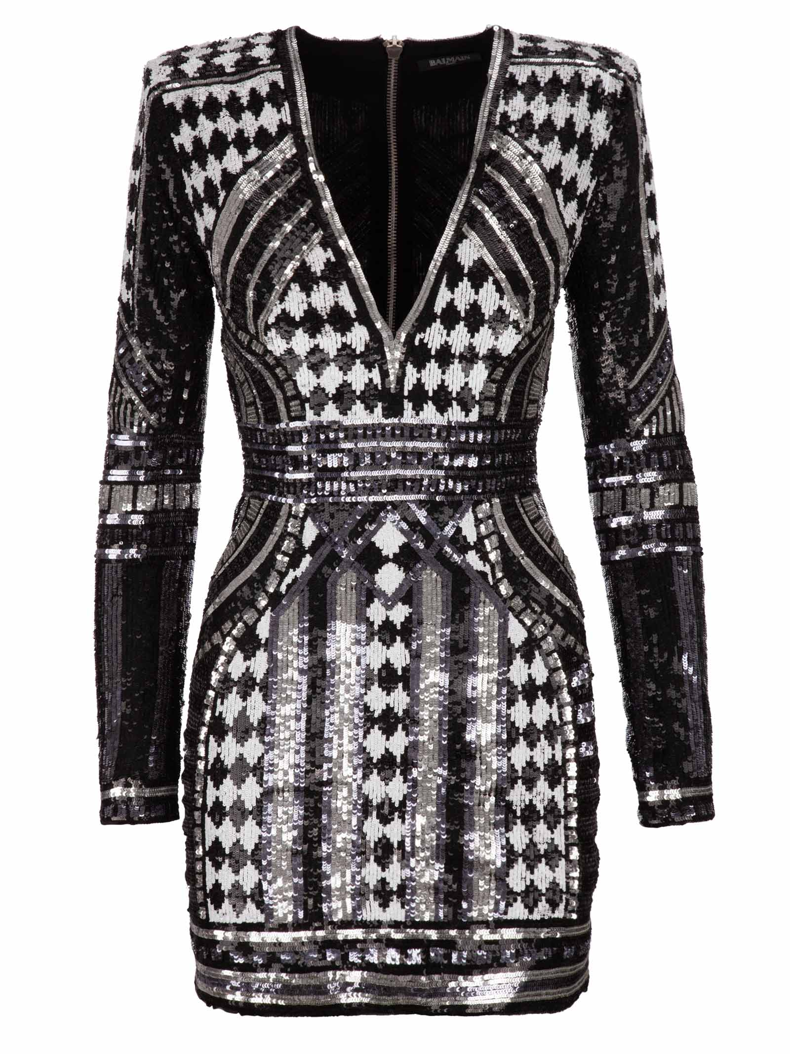 5b41cc43 Balmain Balmain Paris Dress - Black - 10820862 | italist