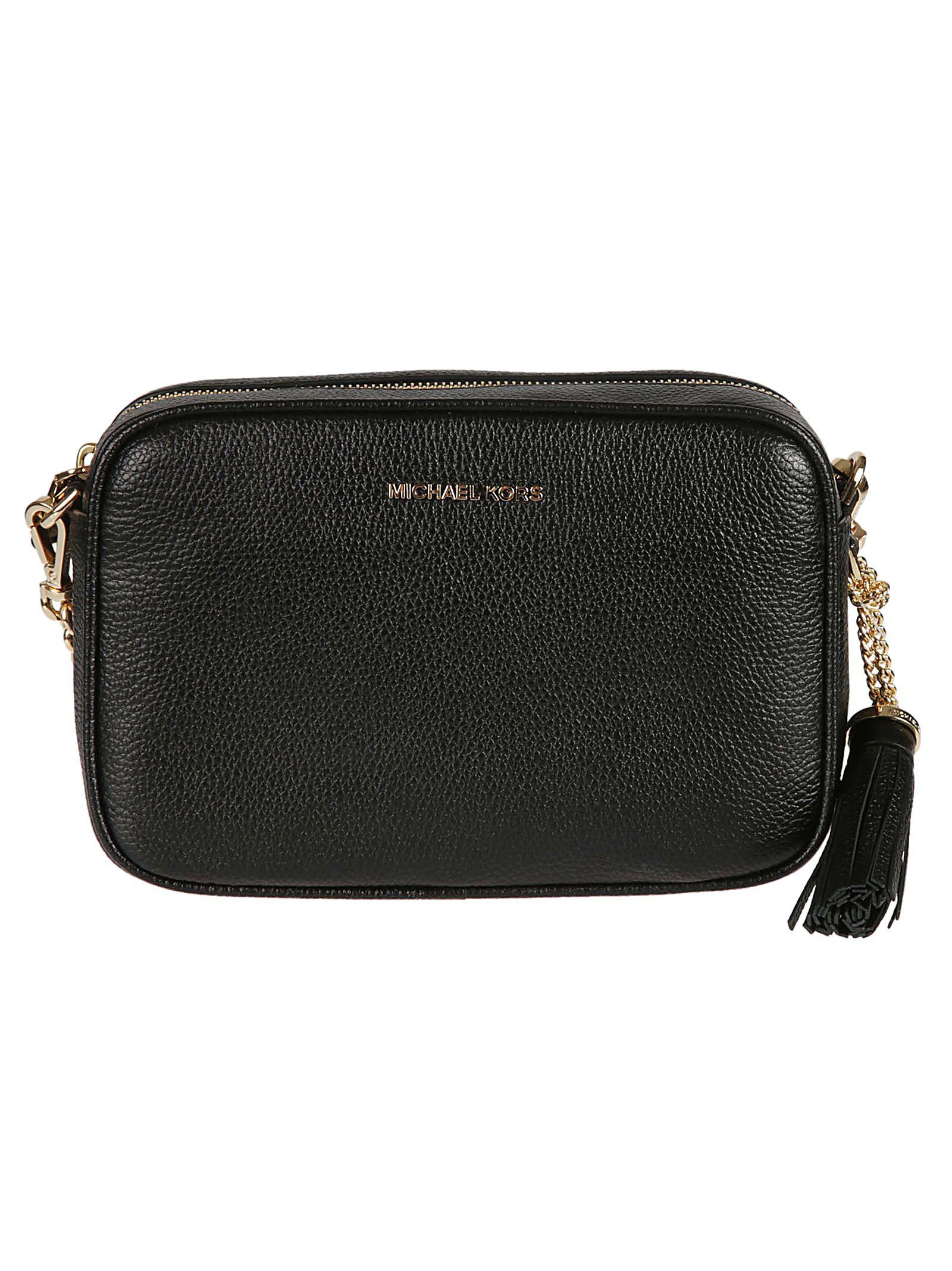 c0c7f7d93d2f9 Michael Kors Michael Kors Ginny Crossbody Bag - Black - 10801906 ...