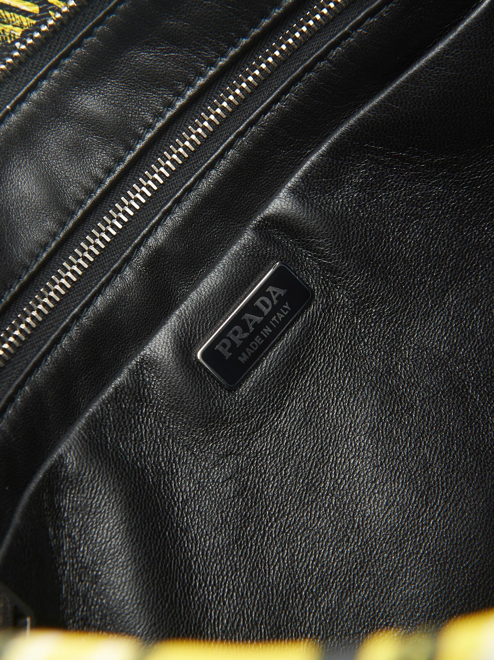 a351a1d56893 Prada Prada  etiquette  Bag - Multicolor - 10699719