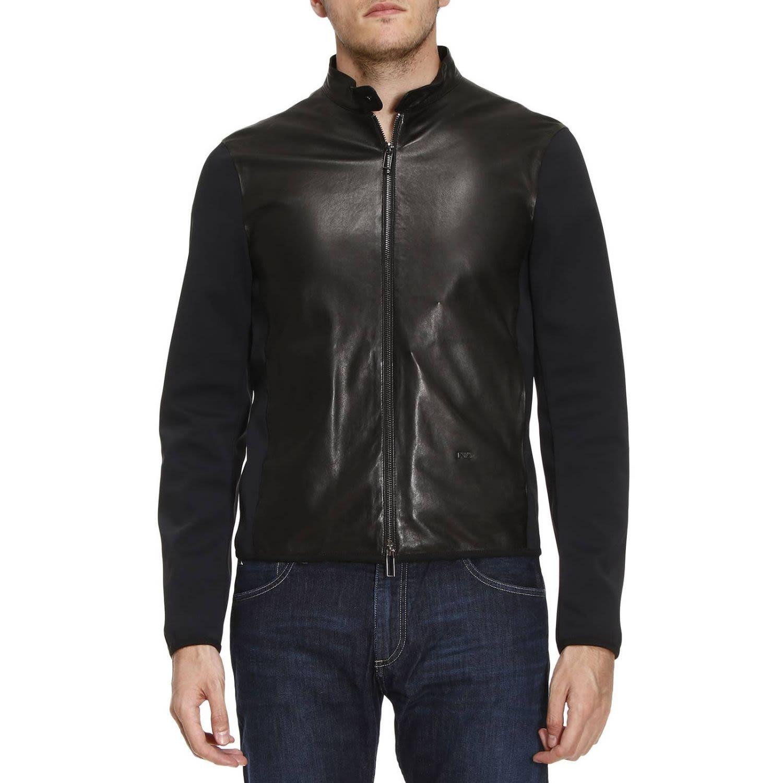 e760751745ac Emporio Armani Jacket Jacket Men Emporio Armani - black - 7739993 ...