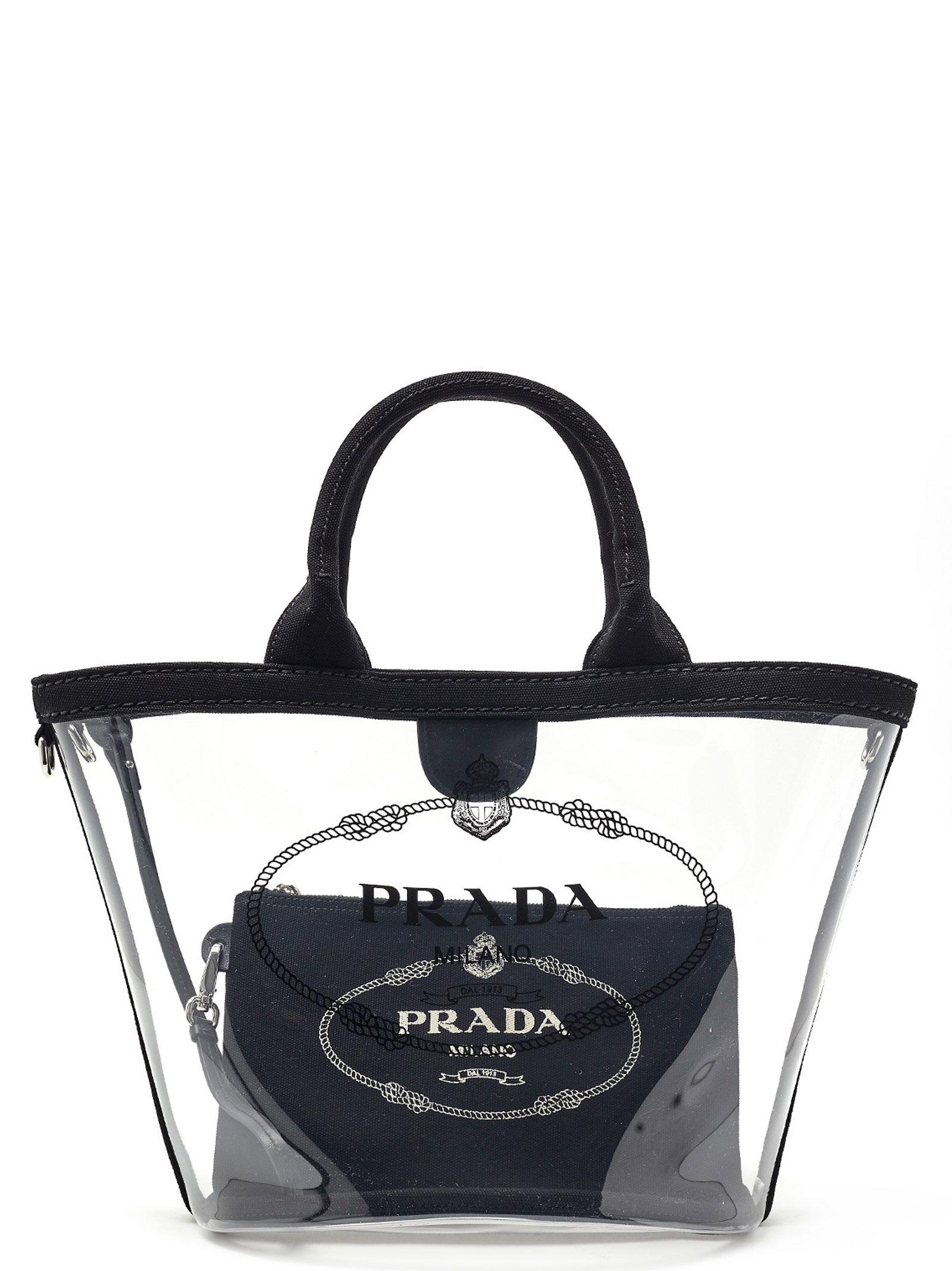 d061c3054e3e Prada Prada Bag - Black - 10785874 | italist