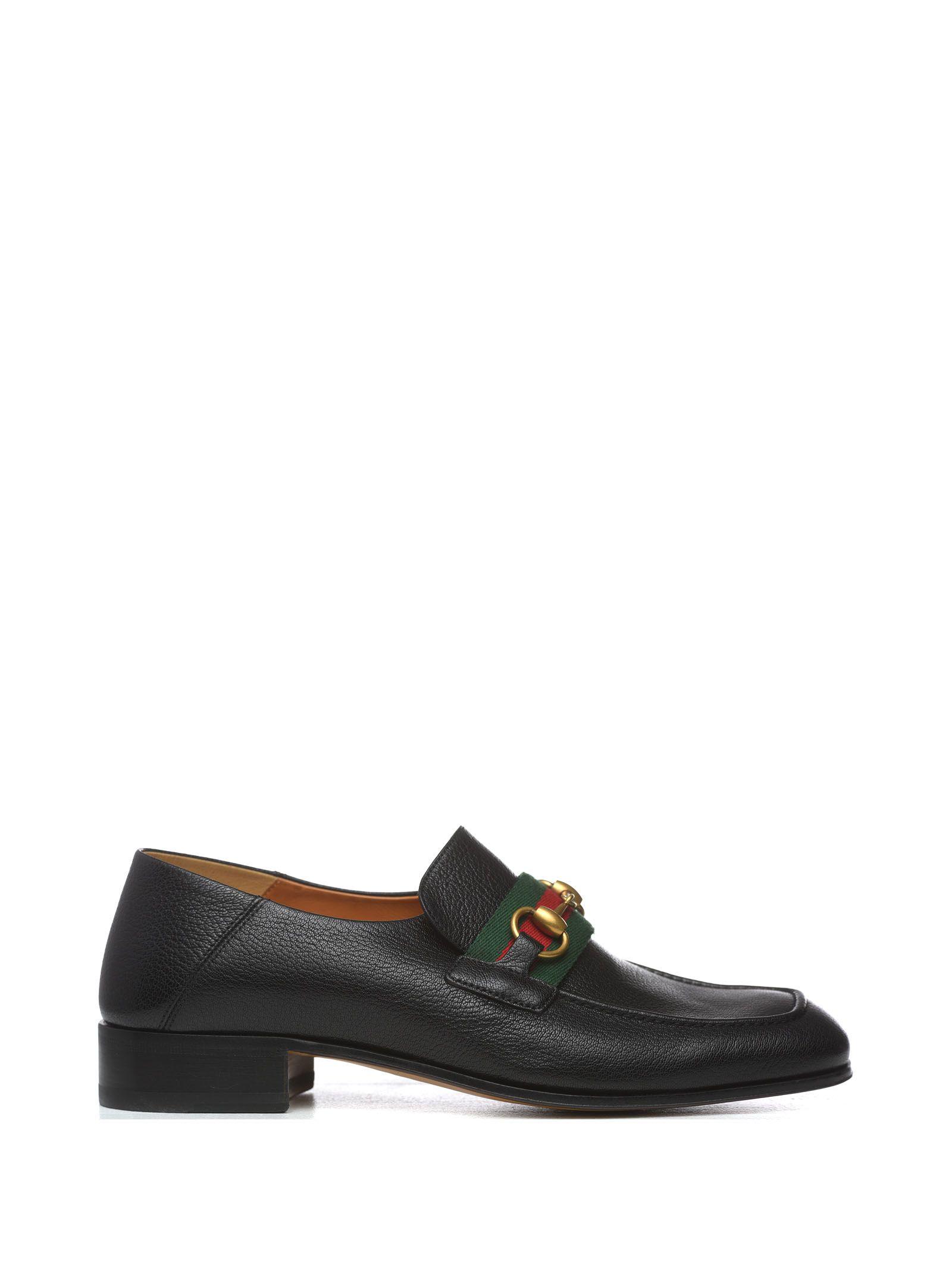 020d1653b Gucci Gucci Gucci Horsebit Loafer - BLACK VRV - 10859323