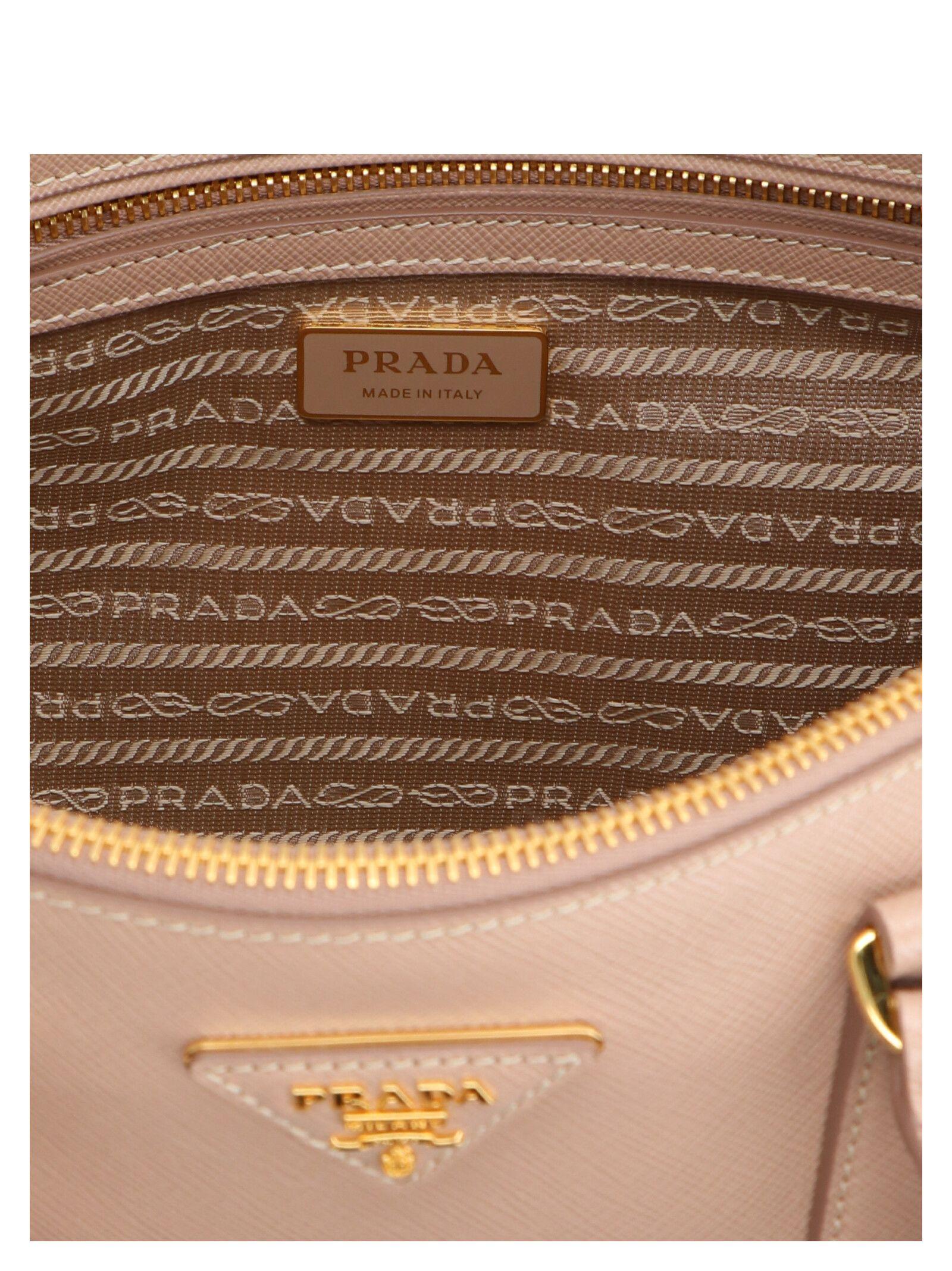 1a3c9480df8d46 Prada Prada 'galleria' Bag - Beige - 10964260   italist