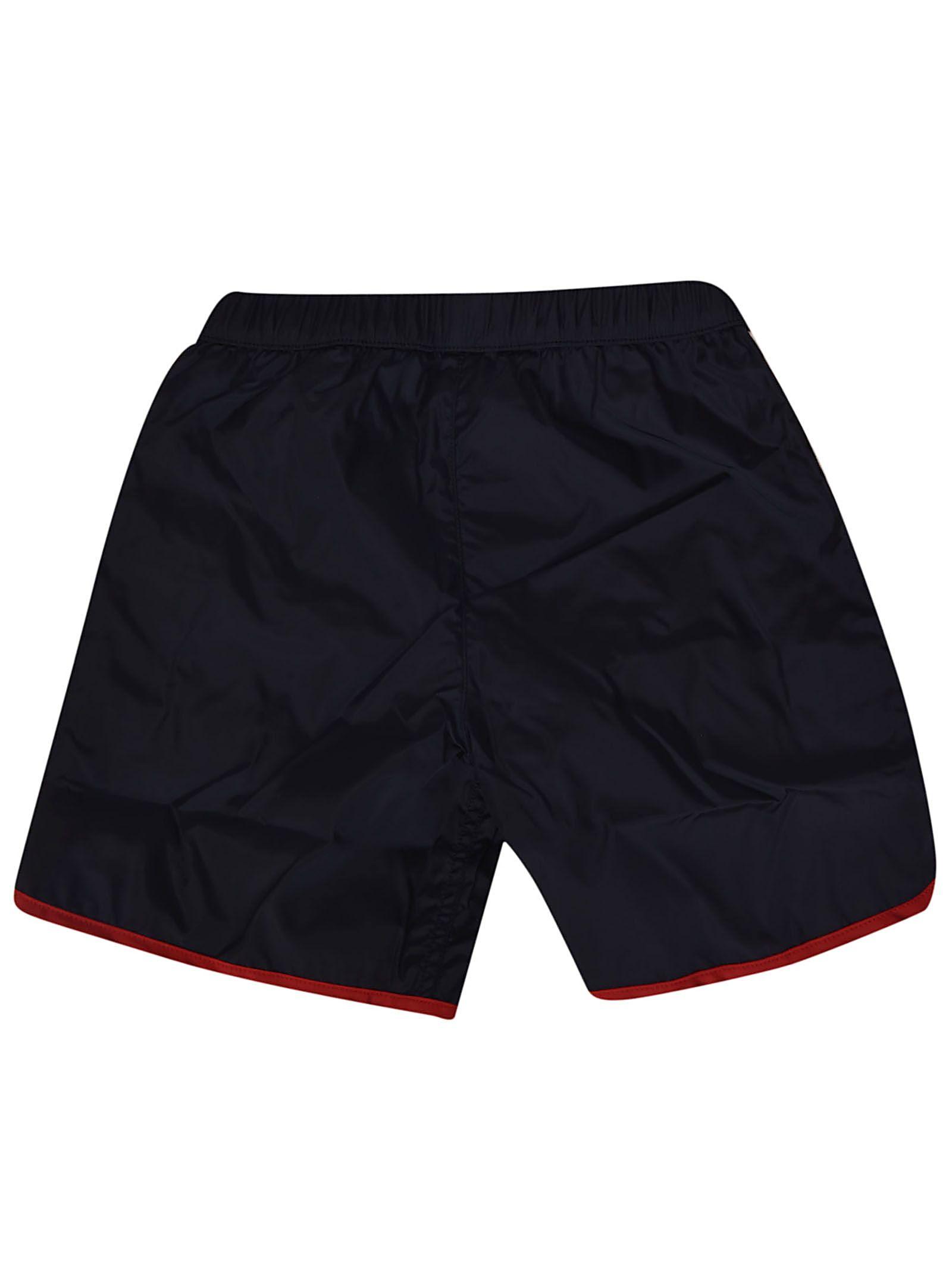 2e6f5ffe1ee Gucci Gucci Kids Swim Shorts - Basic - 10913753