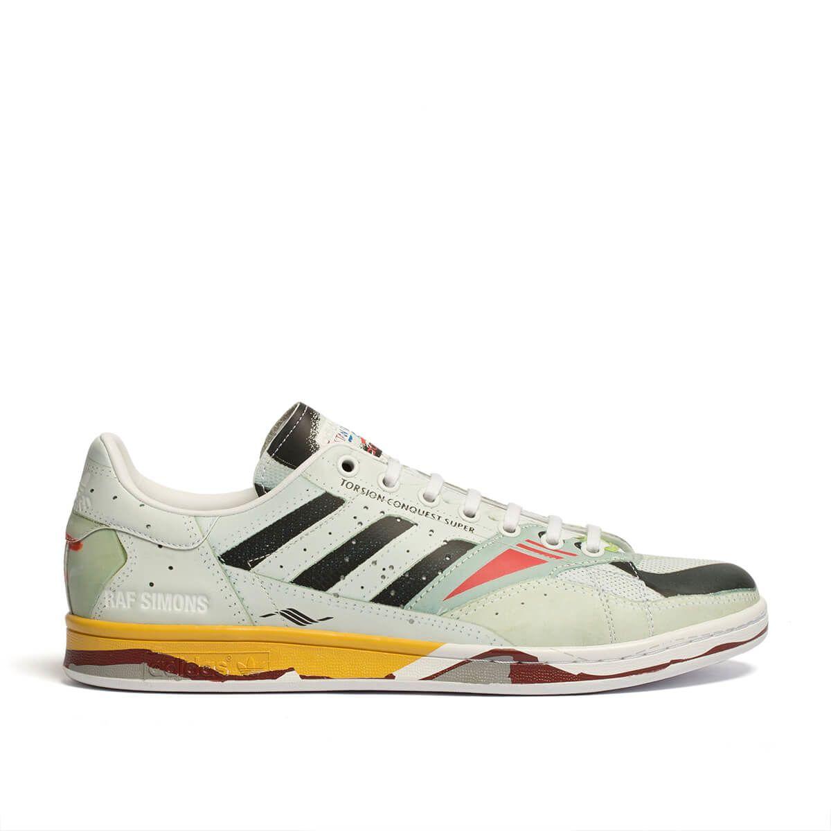 3d9d49068 Adidas By Raf Simons Adidas By Raf Simons Torsion Stan Sneakers ...