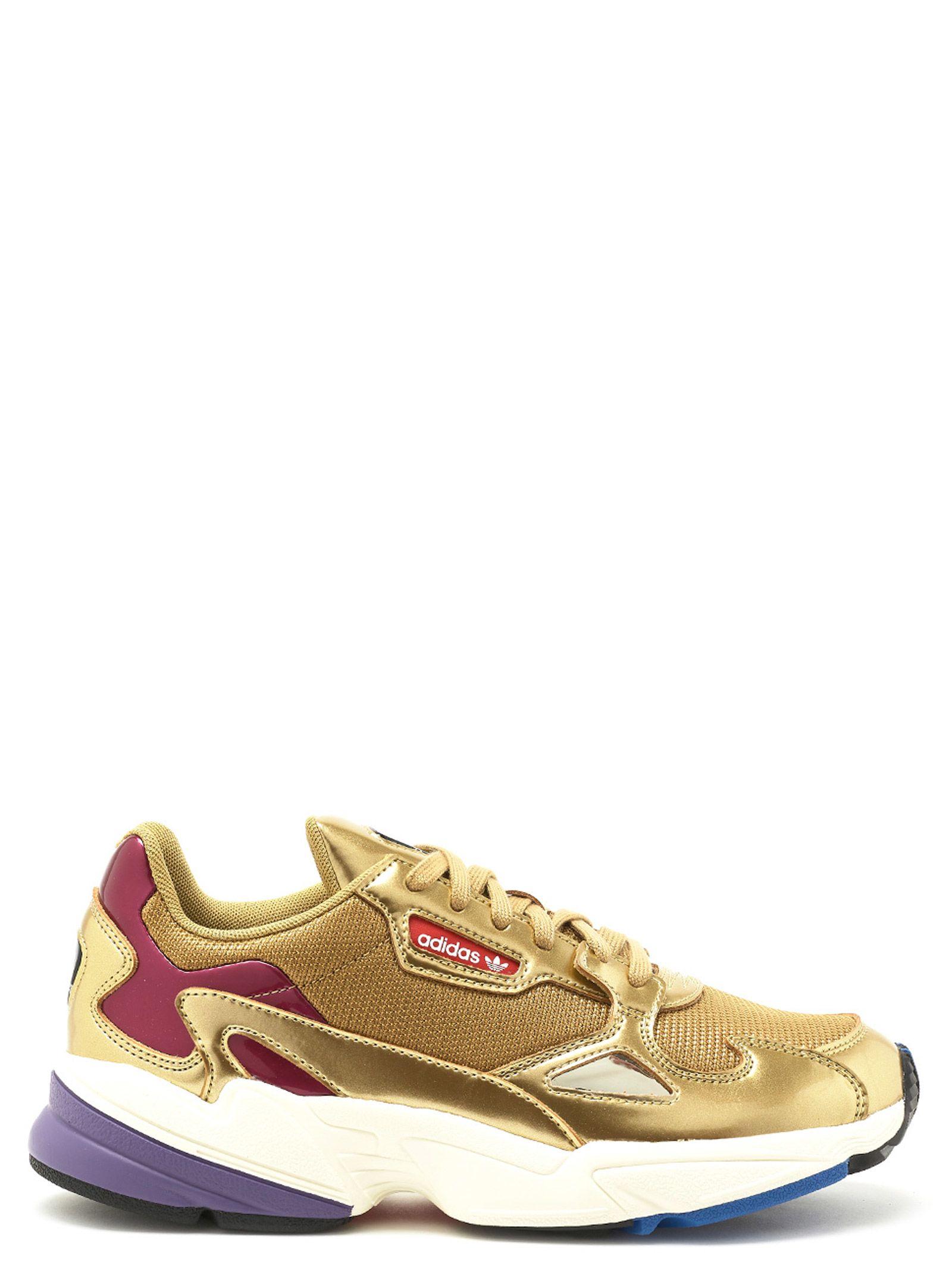 8f465fb7bbb25 Adidas Originals Adidas Originals  falcon W  Shoes - Gold - 10789594 ...