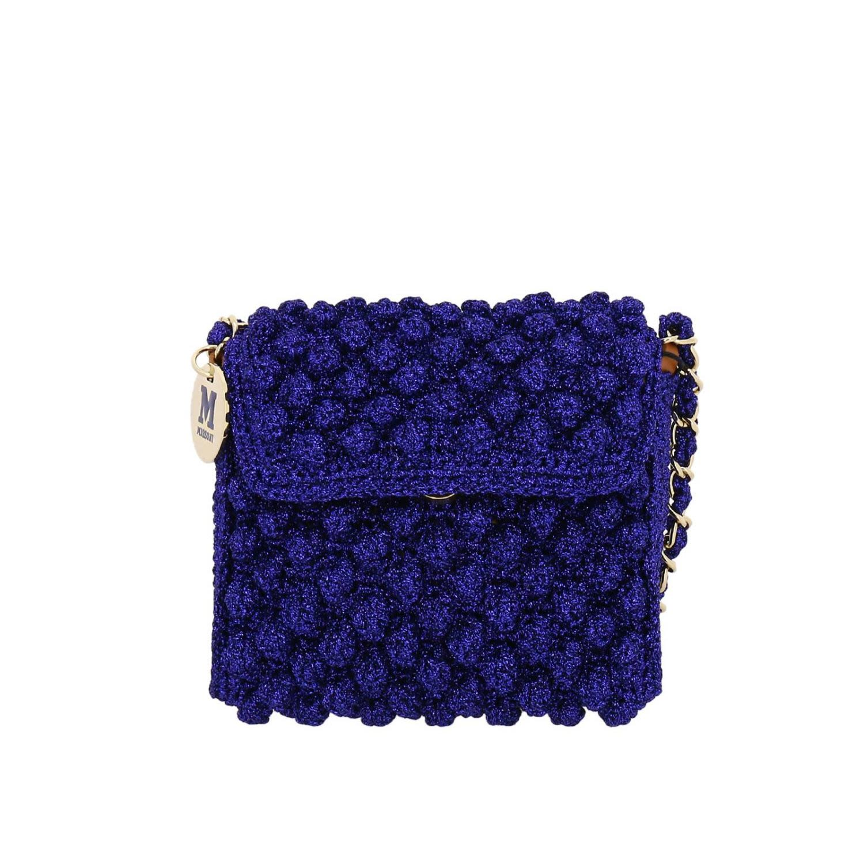 9e2fdb90cd18 M Missoni M Missoni Mini Bag Shoulder Bag Women M Missoni - blue ...