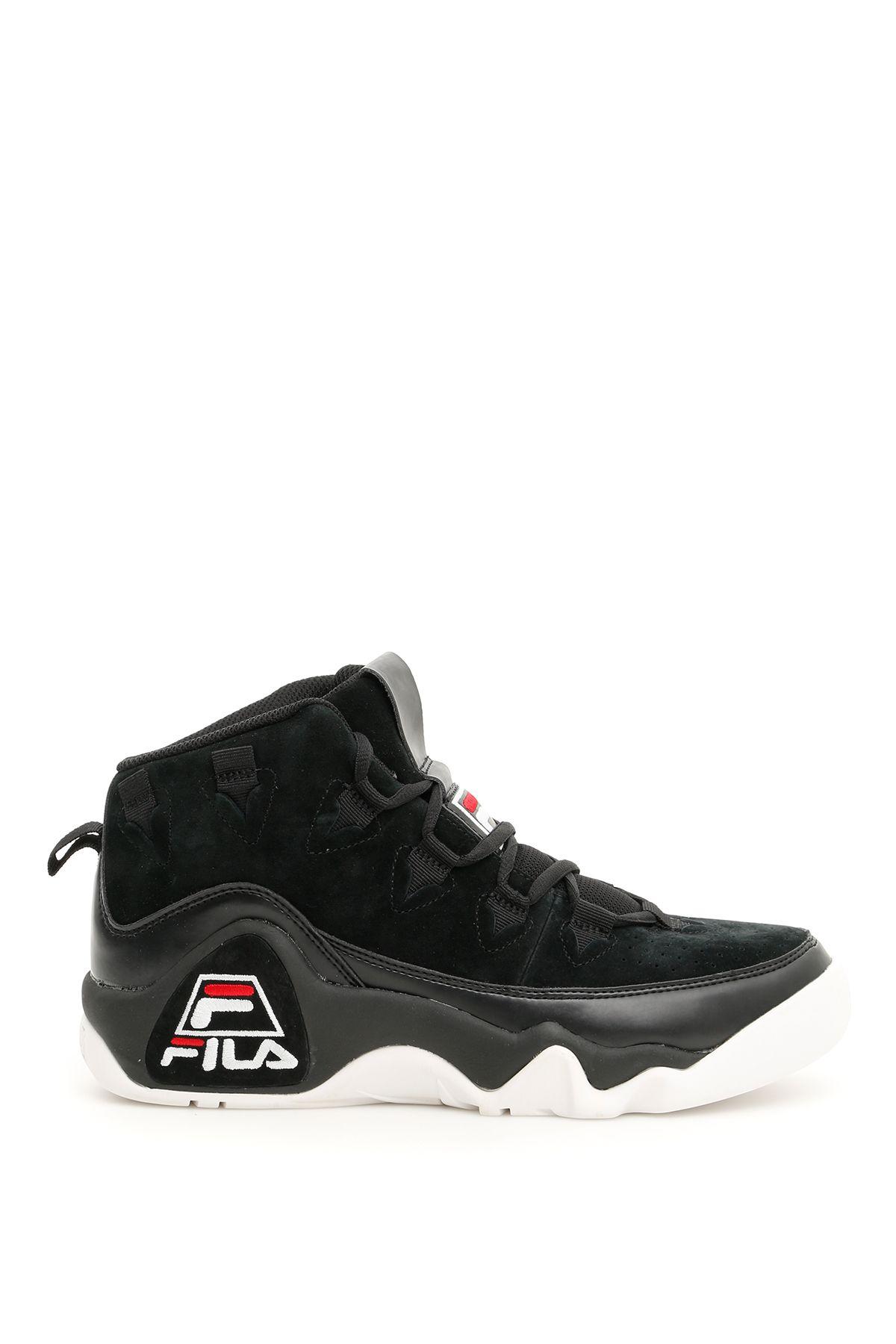 a5fecec57eb Fila Fila Grant Hill Sneakers - BLACK (Black) - 10717672 | italist