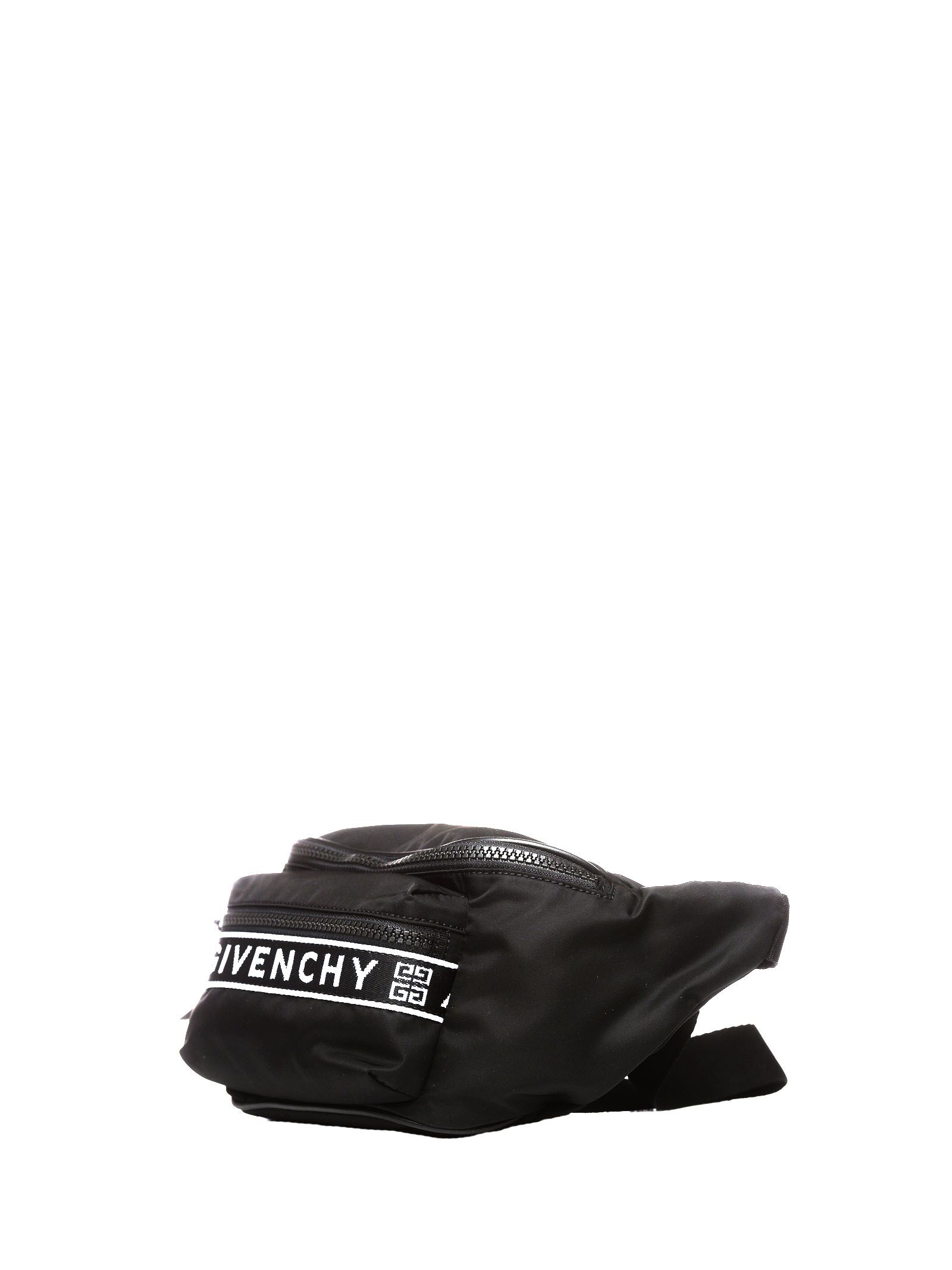 da450e94f8 Givenchy Givenchy Givenchy 4g Bum Bag - BLACK WHITE - 10851532
