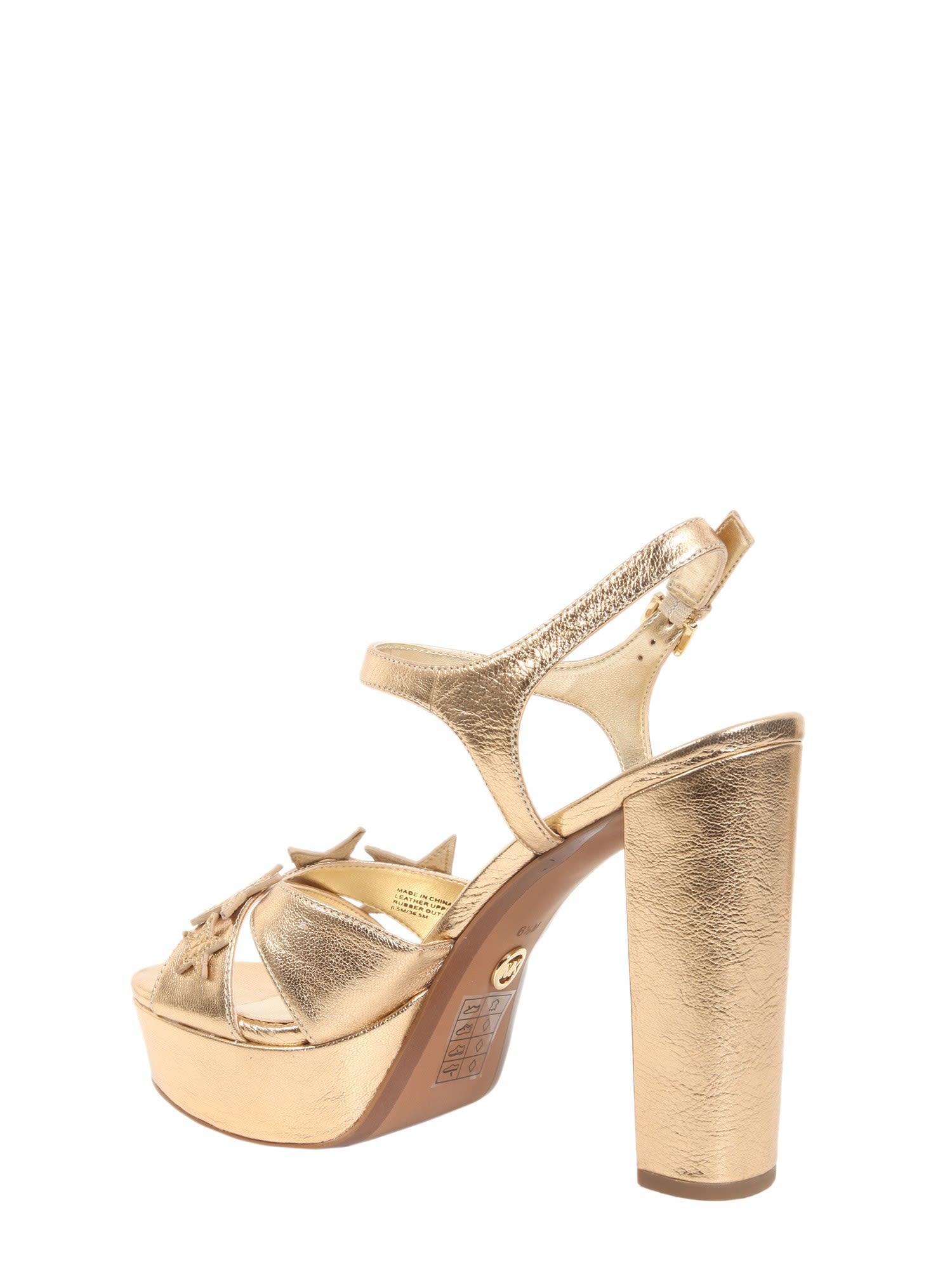 6b4fd8248748 MICHAEL Michael Kors MICHAEL Michael Kors Lexie Platform Sandals ...