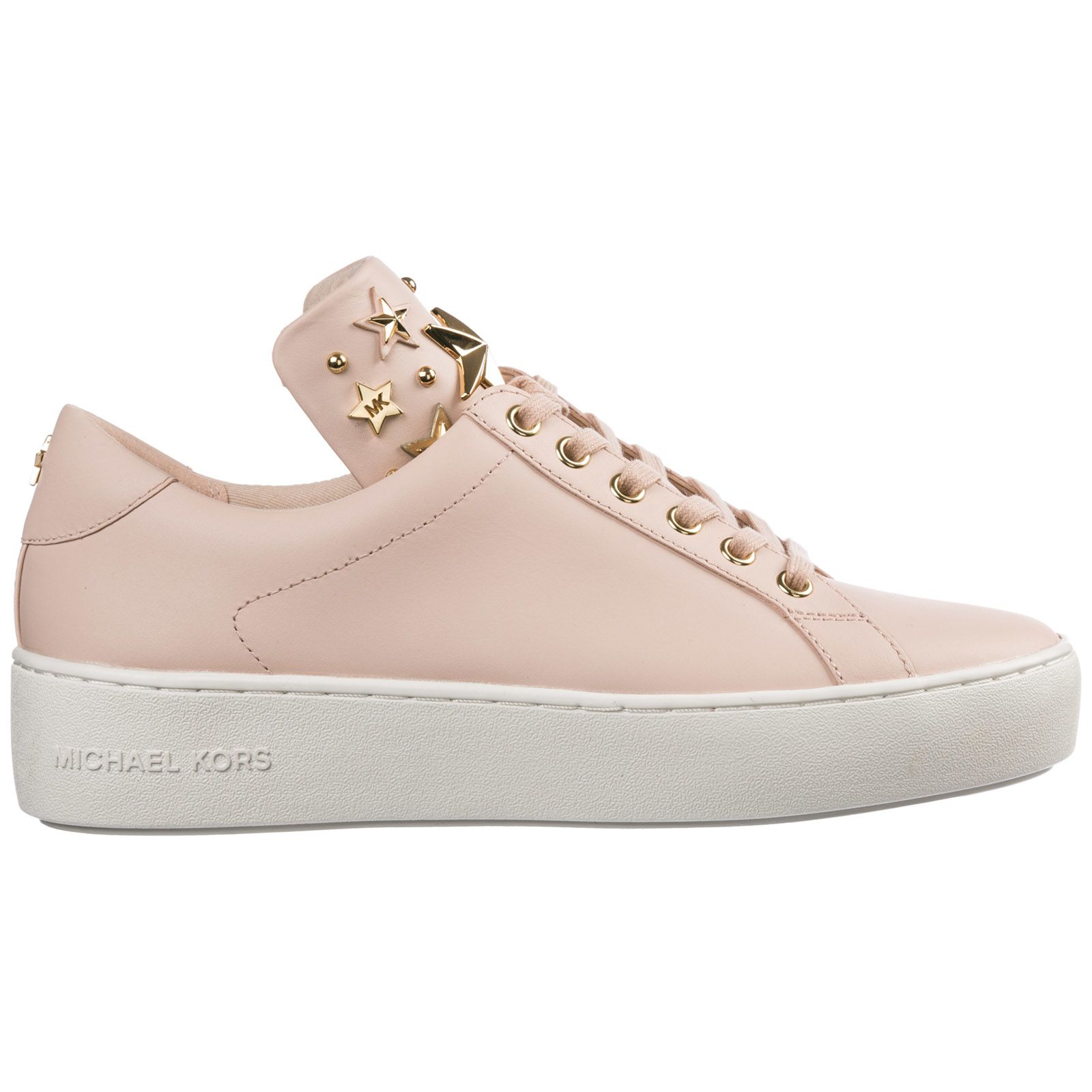 7418cb8ad12b Michael Kors Michael Kors Shoes Leather Trainers Sneakers - Soft ...