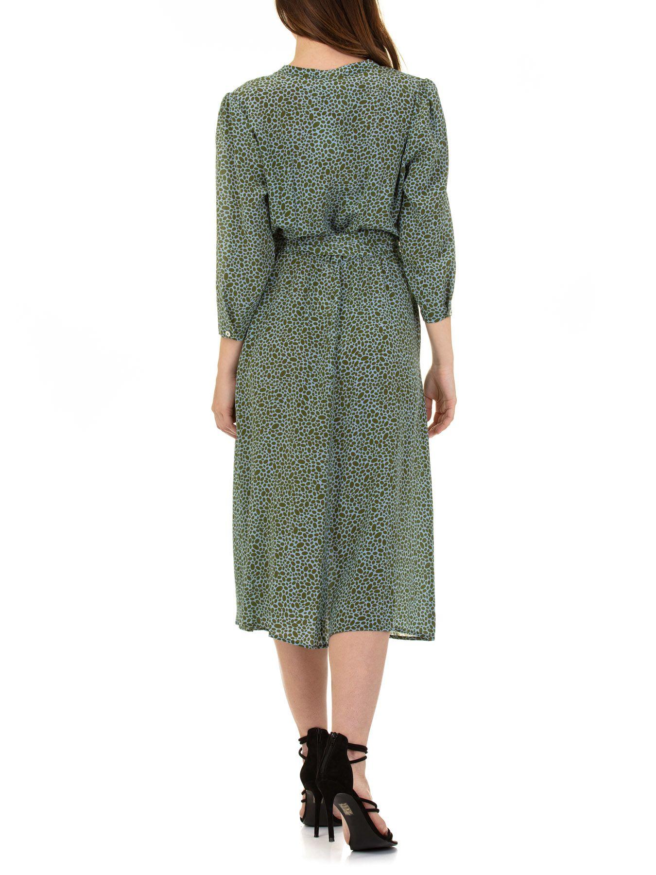 Attic and Barn Attic and Barn Peonia Dress - Green ...