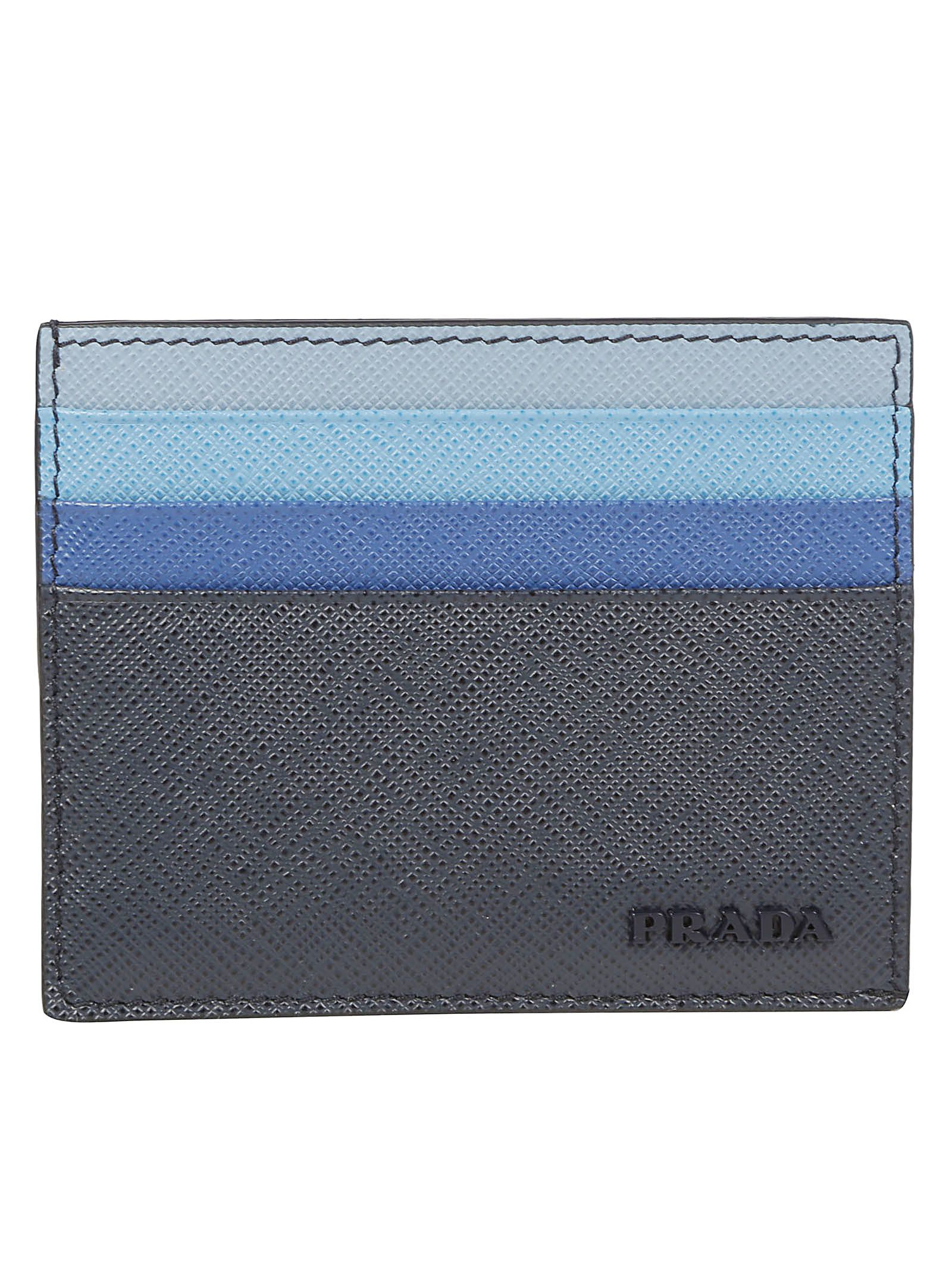 bbd1821f5816 Prada Prada Card Holder - Baltico - 10954793 | italist
