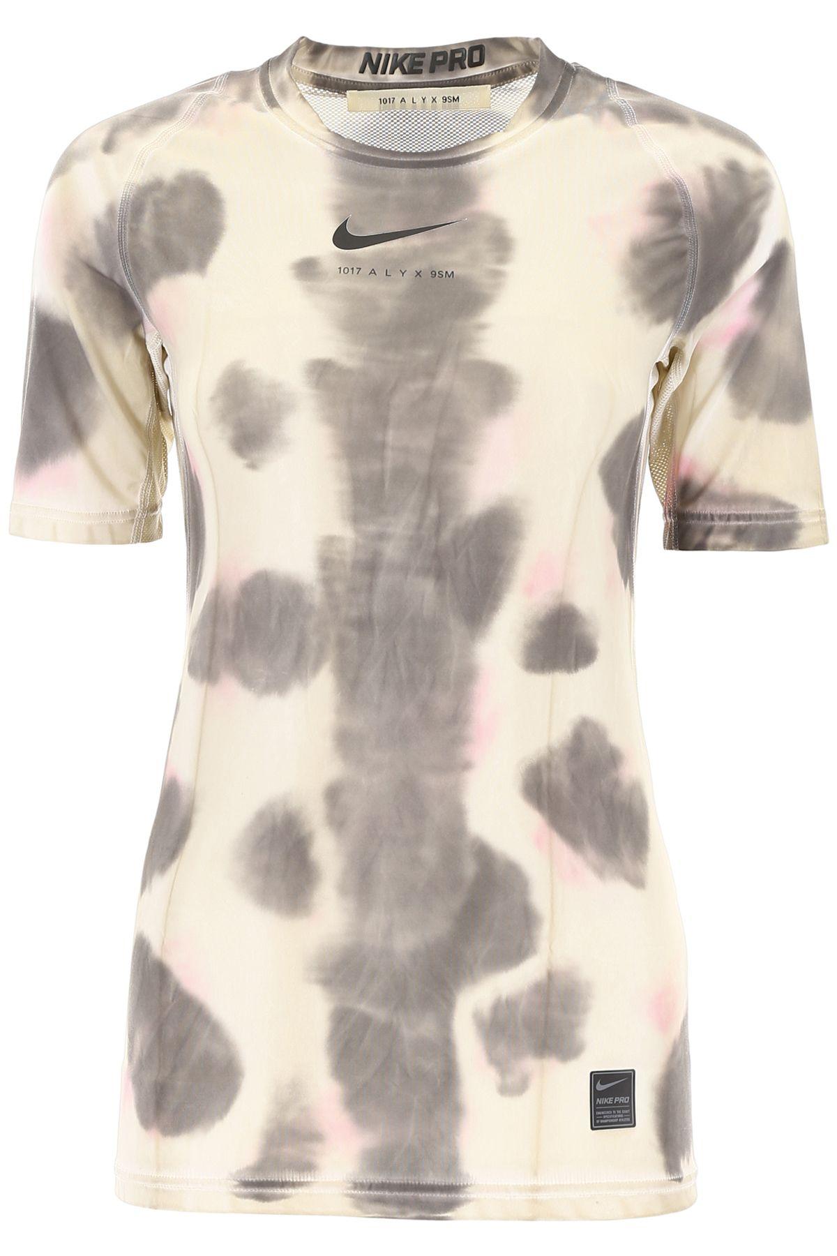 Alyx T-shirts Alyx Nike Logo T-shirt