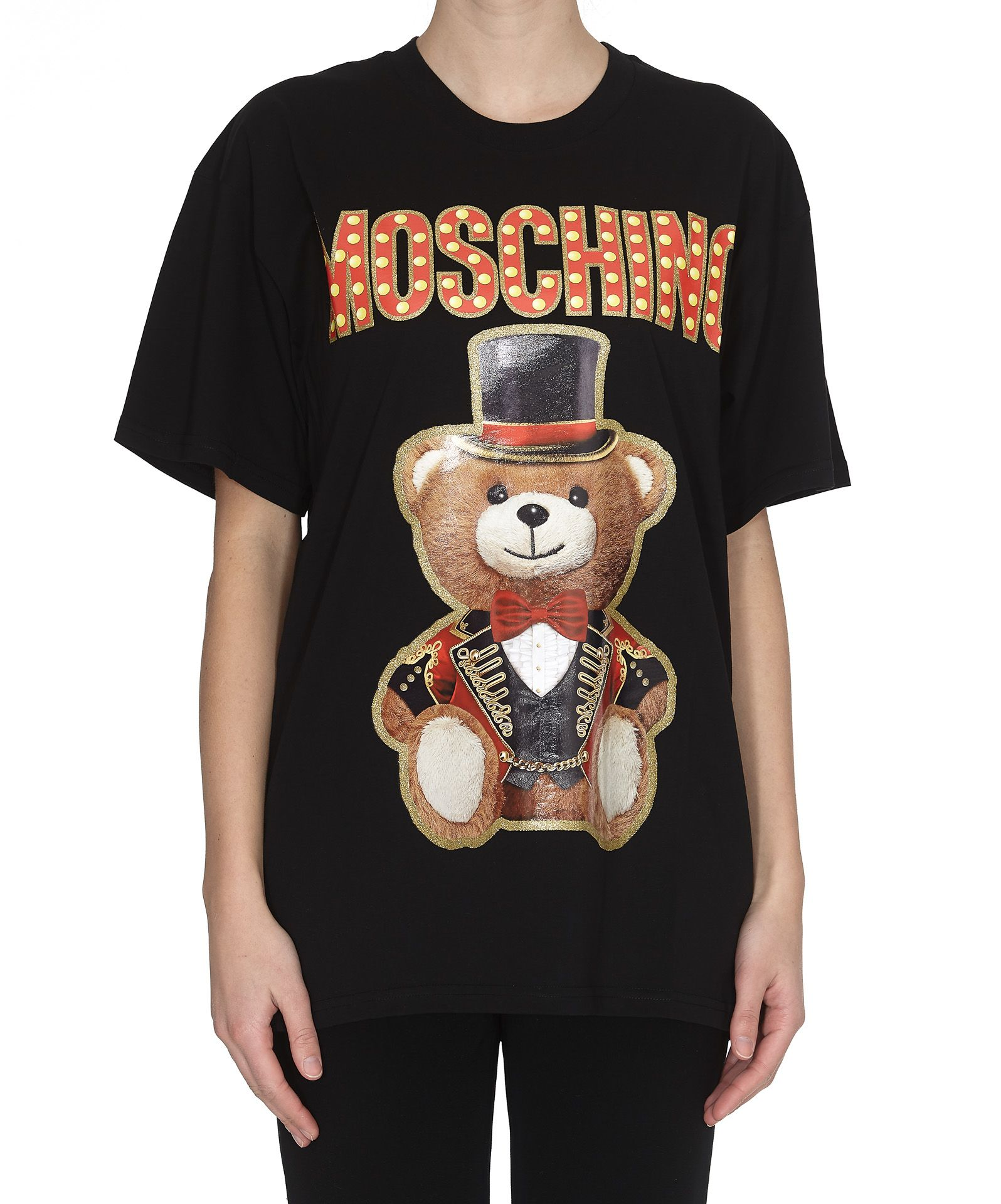 2e8ffae5 Moschino Moschino Teddy Circus T-shirt - Black - 10786840 | italist