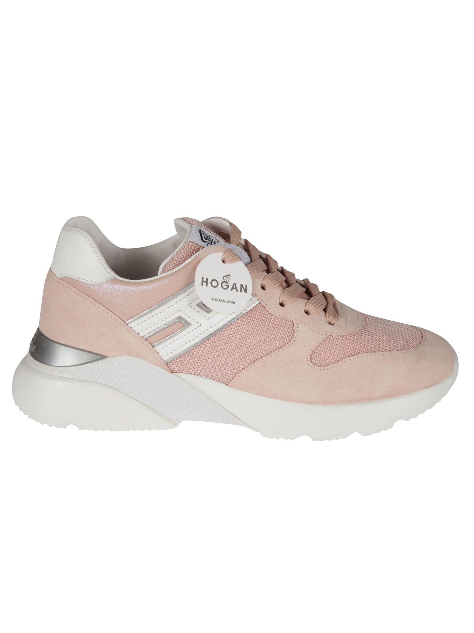 9067ac0f6d Hogan Hogan Interactive Paneled Sneakers - Pink - 10863986   italist