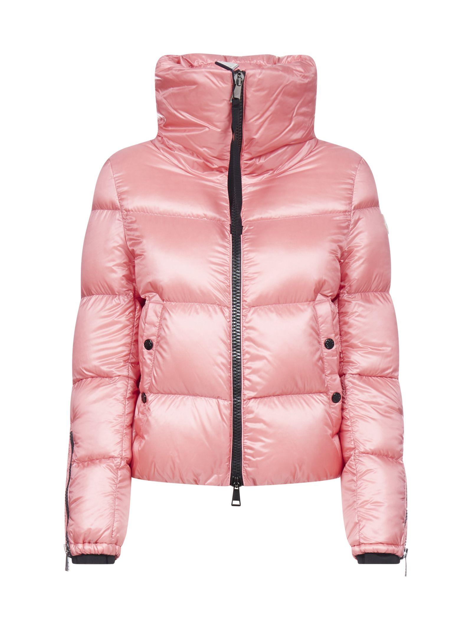 77d4a968 Moncler Moncler Jacket - Rosa - 10987783 | italist