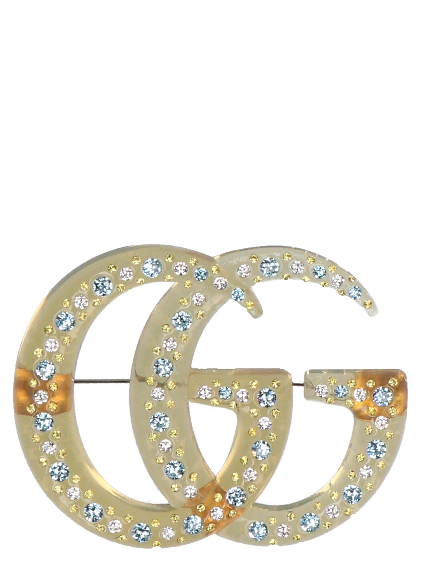 7b5d8c377abe Gucci Gucci  gg Marmont  Pin - Multicolor - 10839310