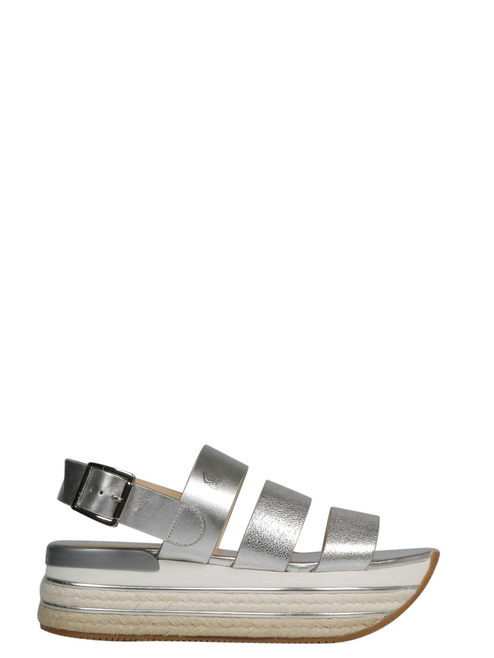 35e02147430f Hogan Hogan Platform Sandals - 10882083