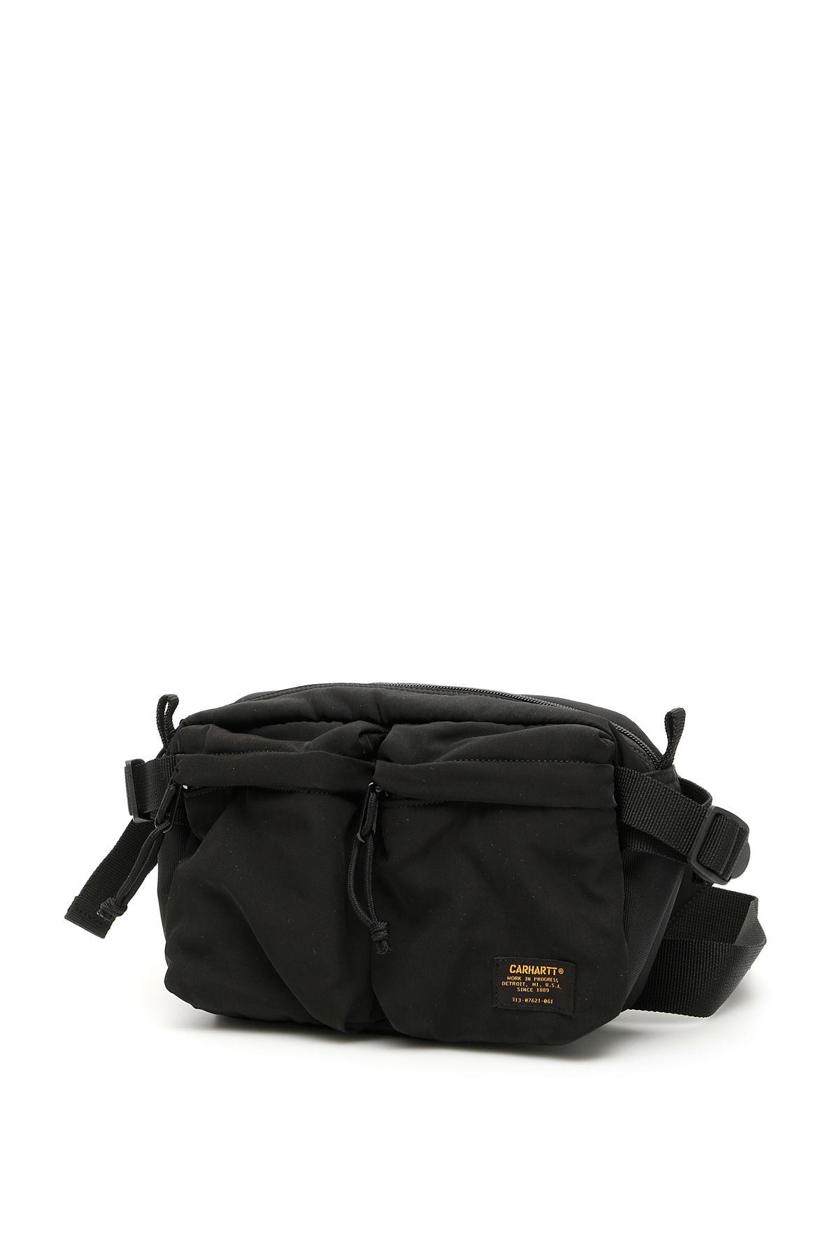 7c98493172 Carhartt Carhartt Military Hip Bag - BLACK (Black) - 10950752 | italist
