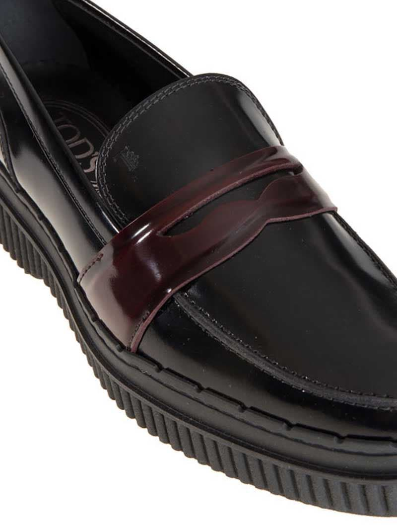 95390c3f67a Tod s Tod s Classic Platform Loafers - Black - 8575860