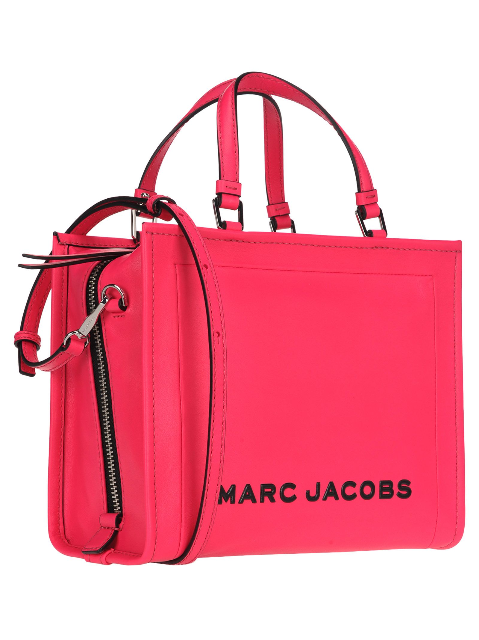 e6b63e81d5f0 Marc Jacobs Marc Jacobs The Box Shopper 29 - PEONY PINK - 10798755 ...