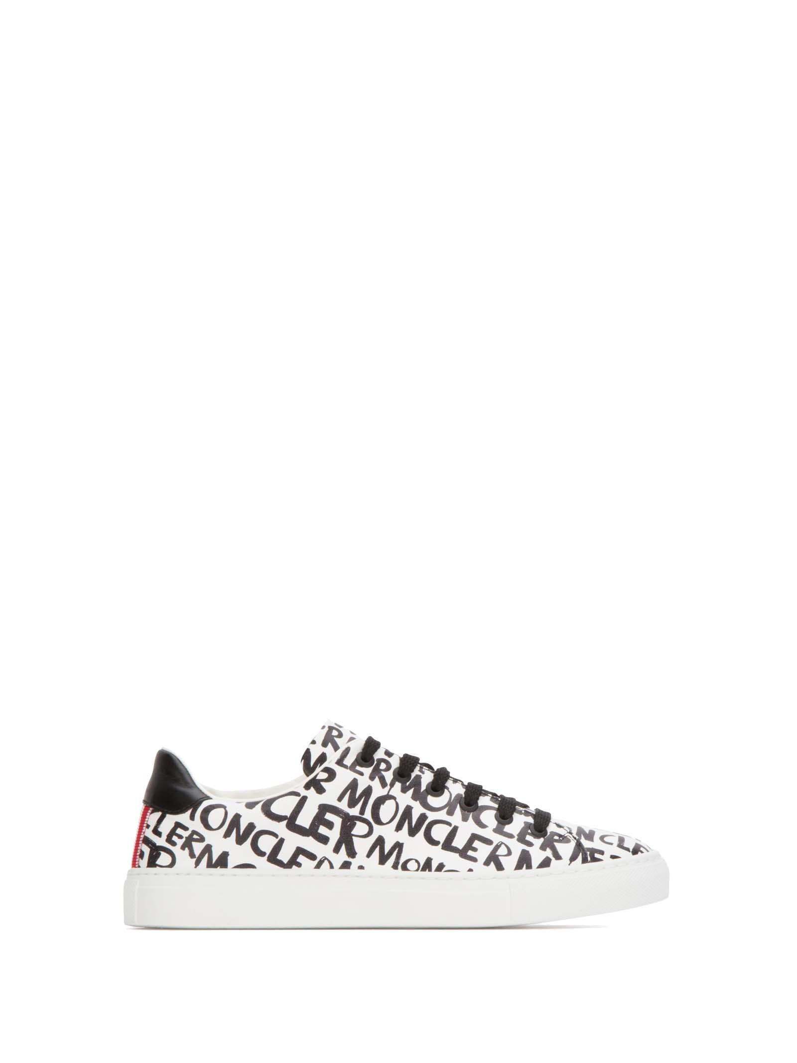 4f88be42853 Moncler Moncler Moncler New Leni Sneaker - MULTICOLOR - 10875592 ...