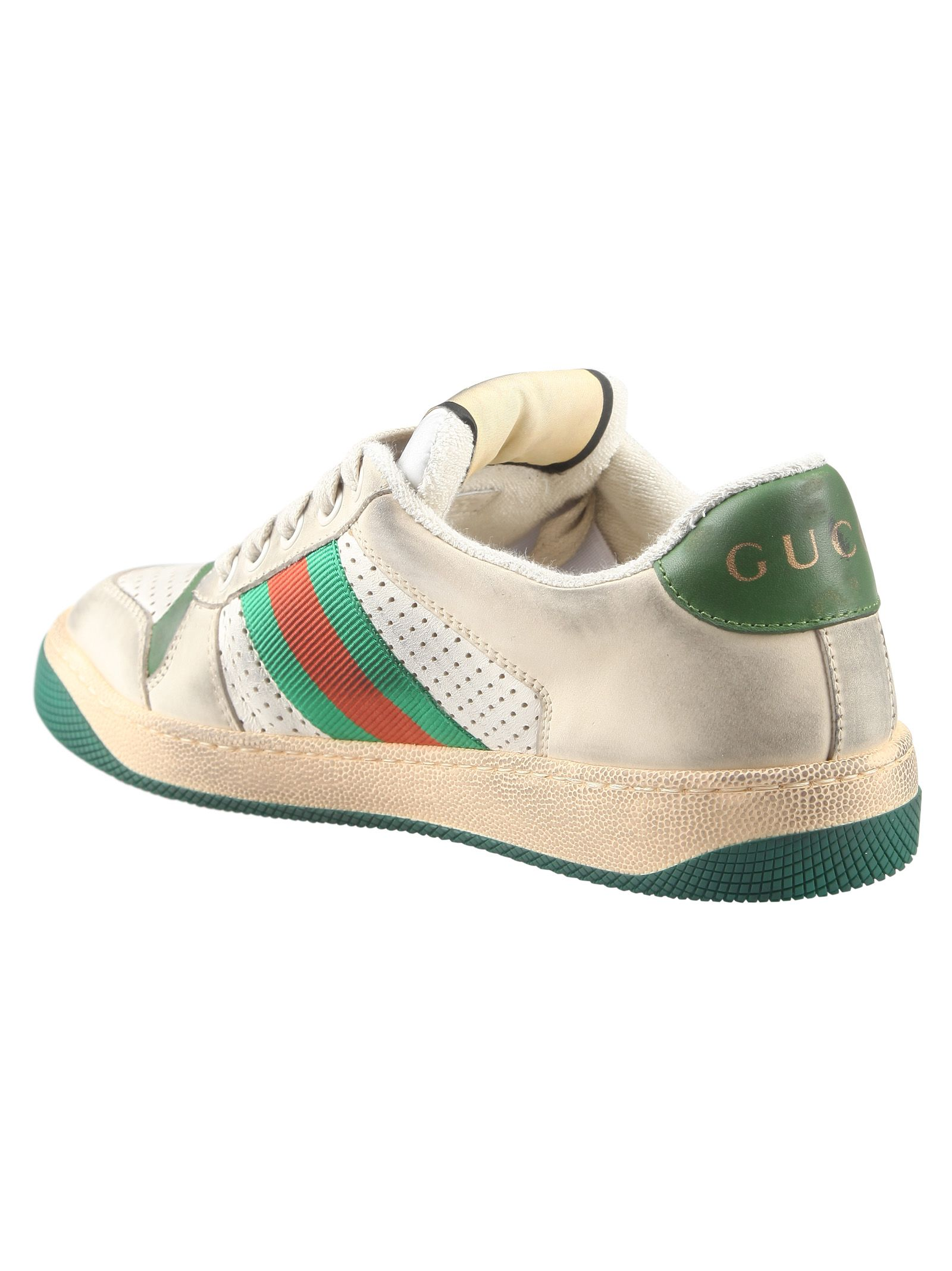 06a366d5c60 Gucci Screener Sneakers - Basic Gucci Screener Sneakers - Basic ...