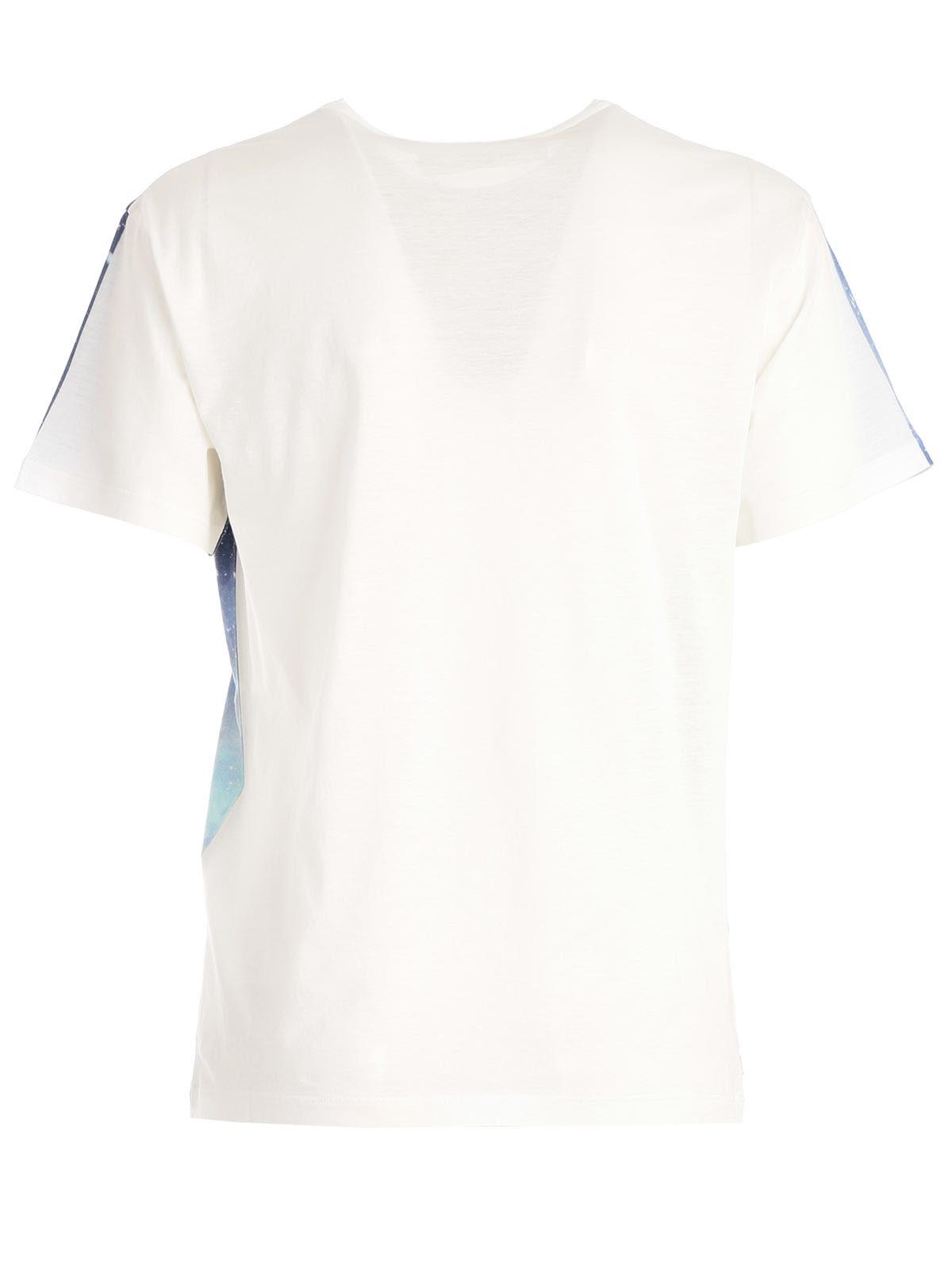 Golden Goose Golden Goose Galaxy Print T Shirt Agalaxy Print