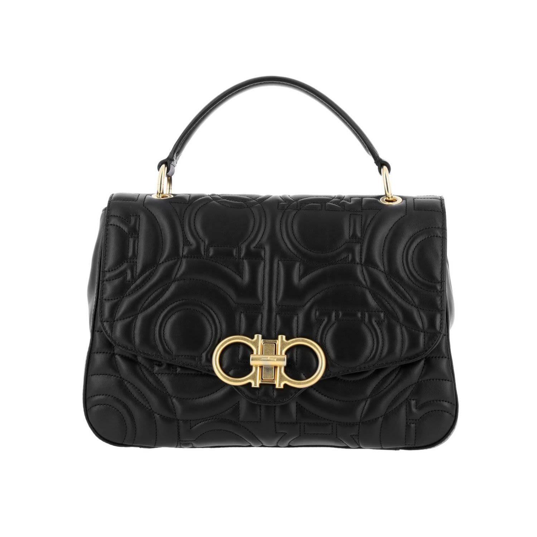 b0414cf86a12 Salvatore Ferragamo Handbag Shoulder Bag Women Salvatore Ferragamo - black  ...