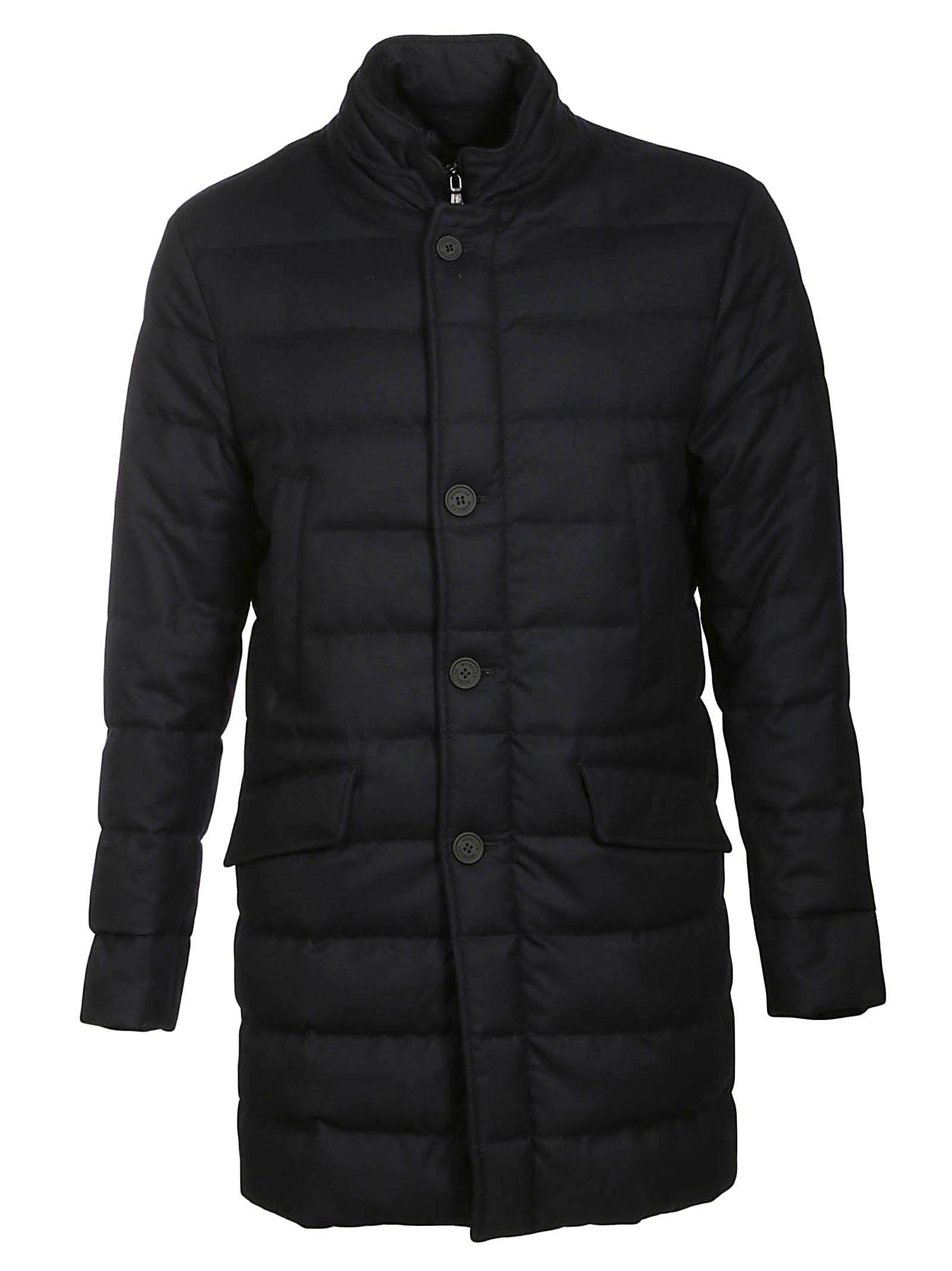 3eb1a4174 Moncler Moncler Keid Padded Coat - Black - 10693168
